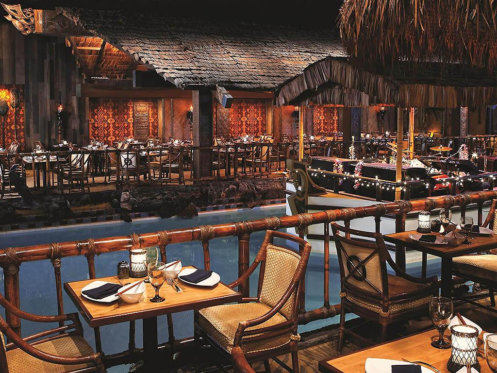 Restaurant Tonga Room Hurricane Bar