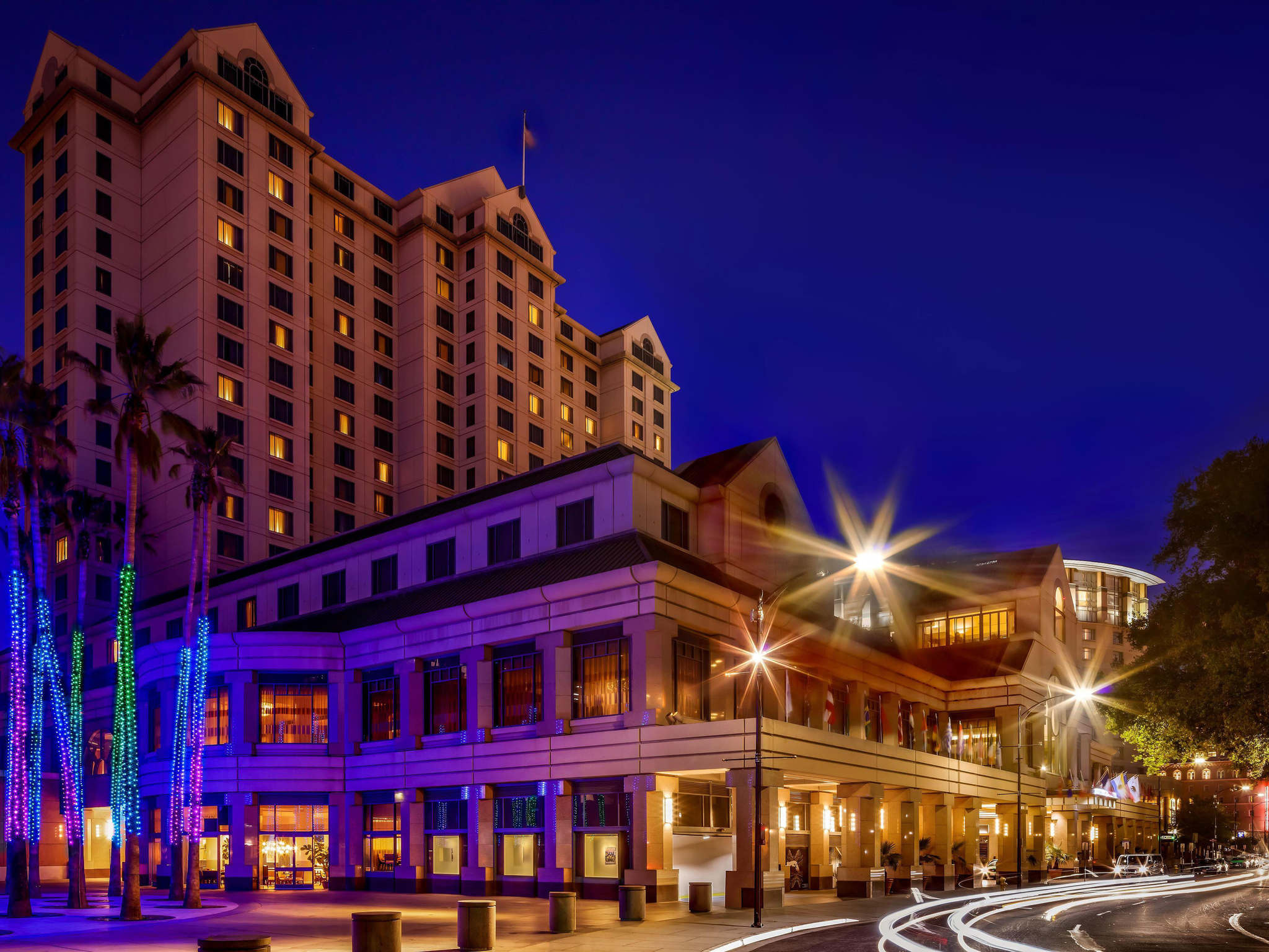 Hotel Fairmont San Jose California