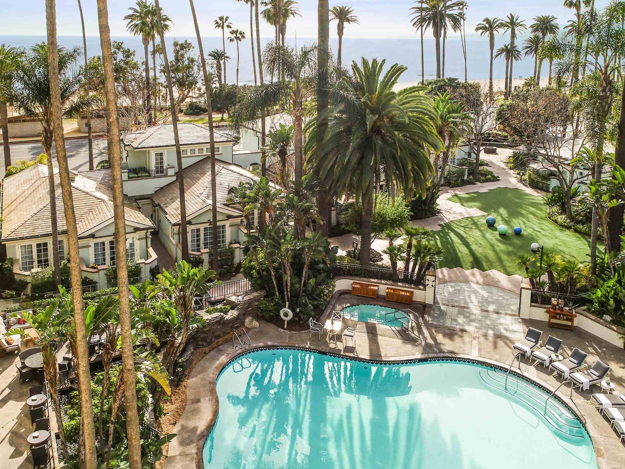 Hotell – Fairmont Miramar - Hotel & Bungalows