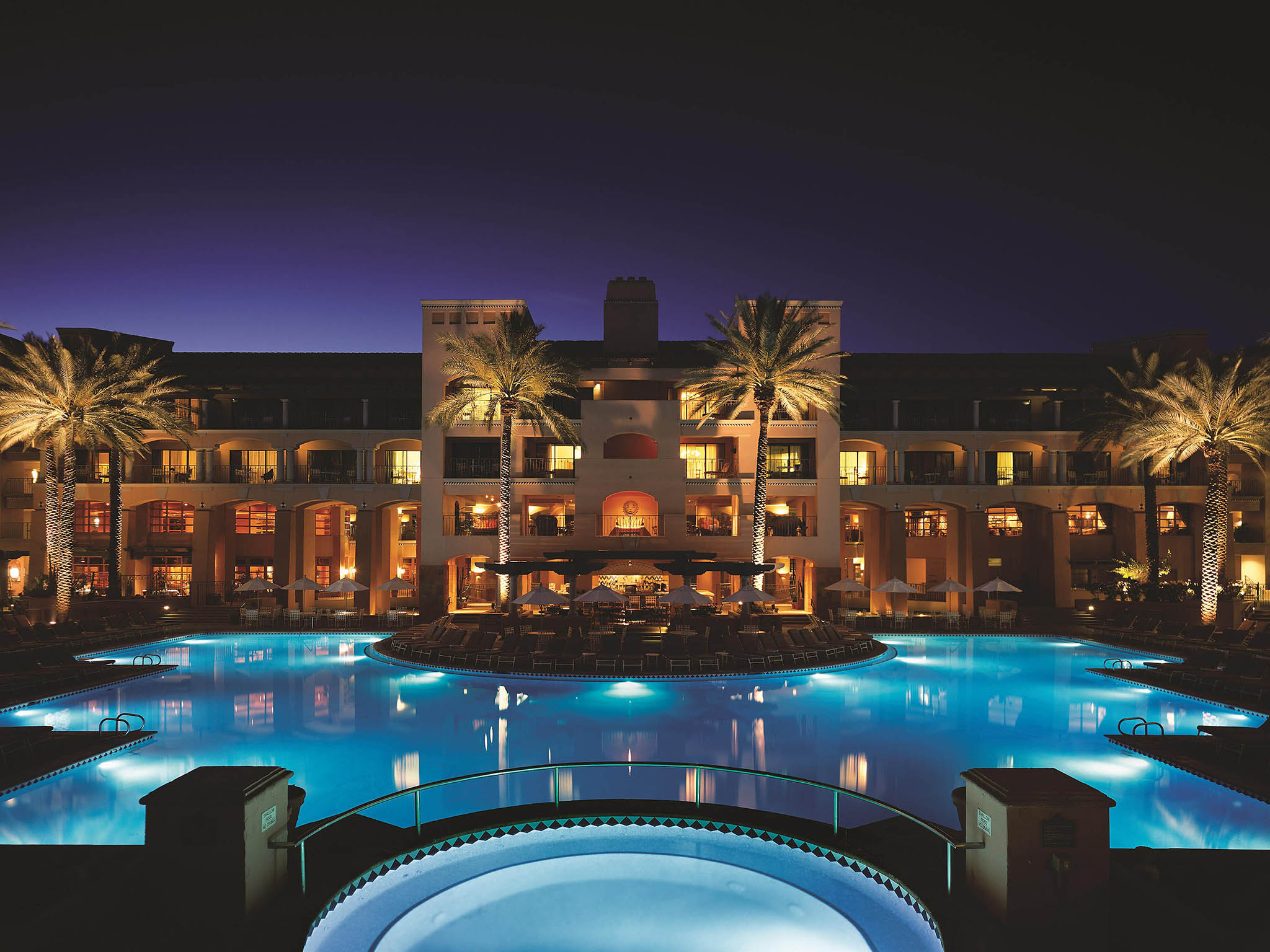 โรงแรม – Fairmont Scottsdale Princess