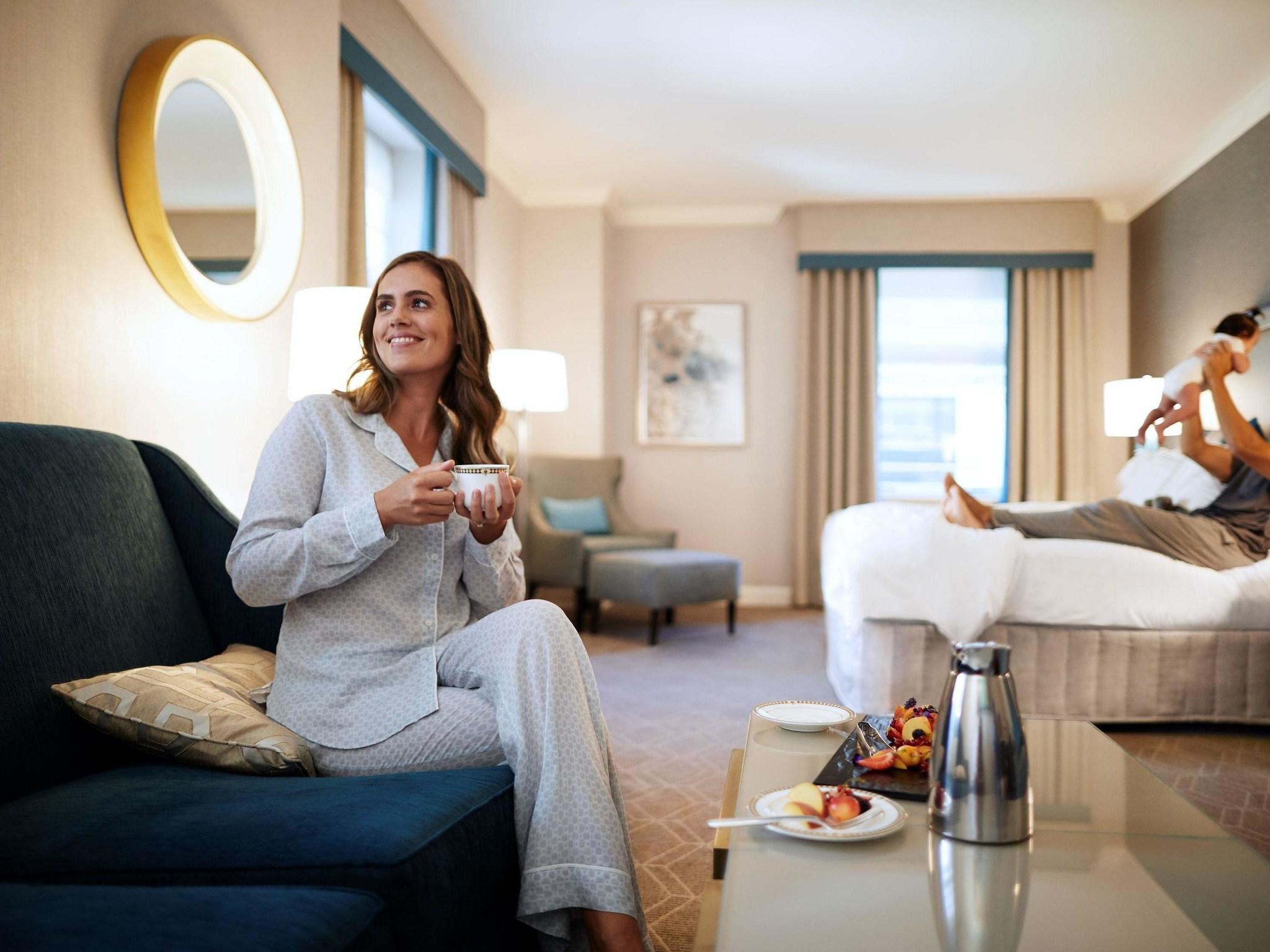 Hotel in SEATTLE - Fairmont Olympic Hotel, Seattle
