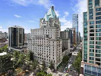 Fairmont Hotel Vancouver