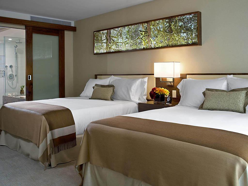 Hotel in Vancouver - Fairmont Pacific Rim