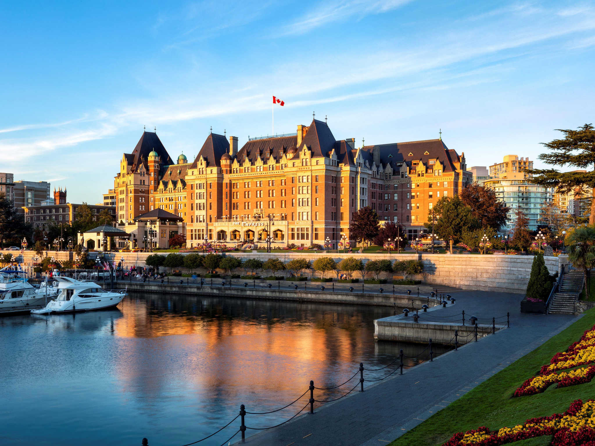 Otel – Fairmont Empress