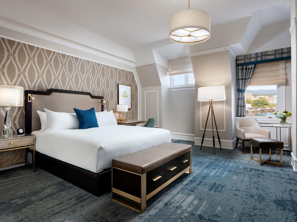Hotel en VICTORIA - Fairmont Empress