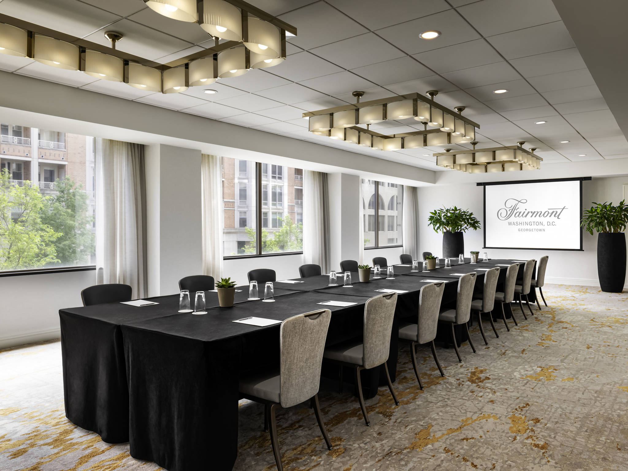 Meetings And Events Fairmont Washington D C Georgetown