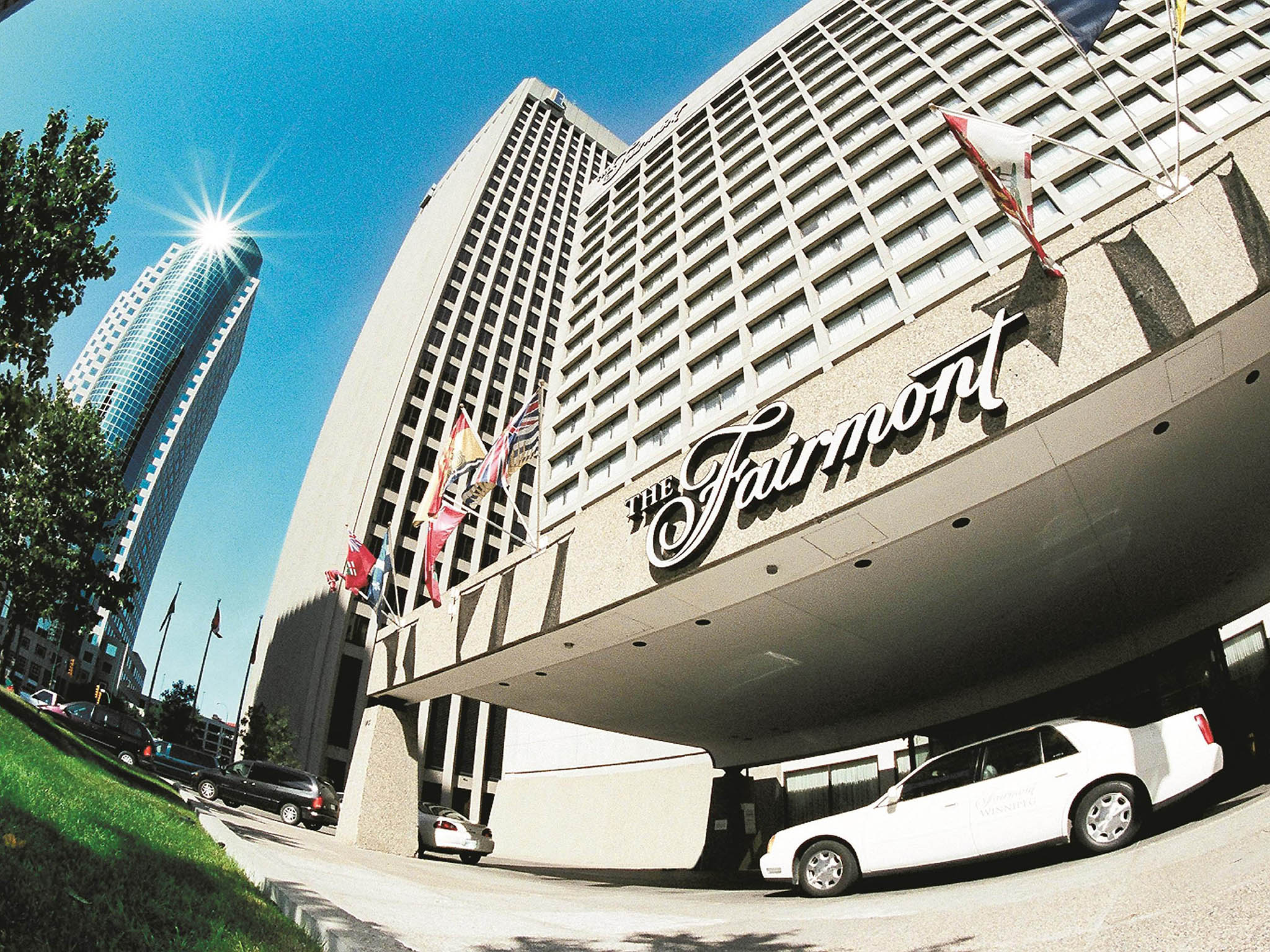 Hotel – Fairmont Winnipeg