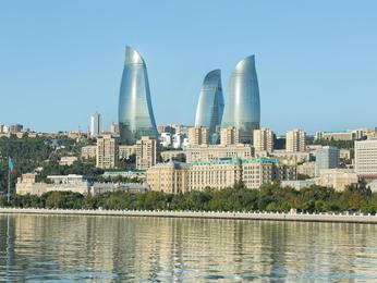 Fairmont Baku Flame Towers