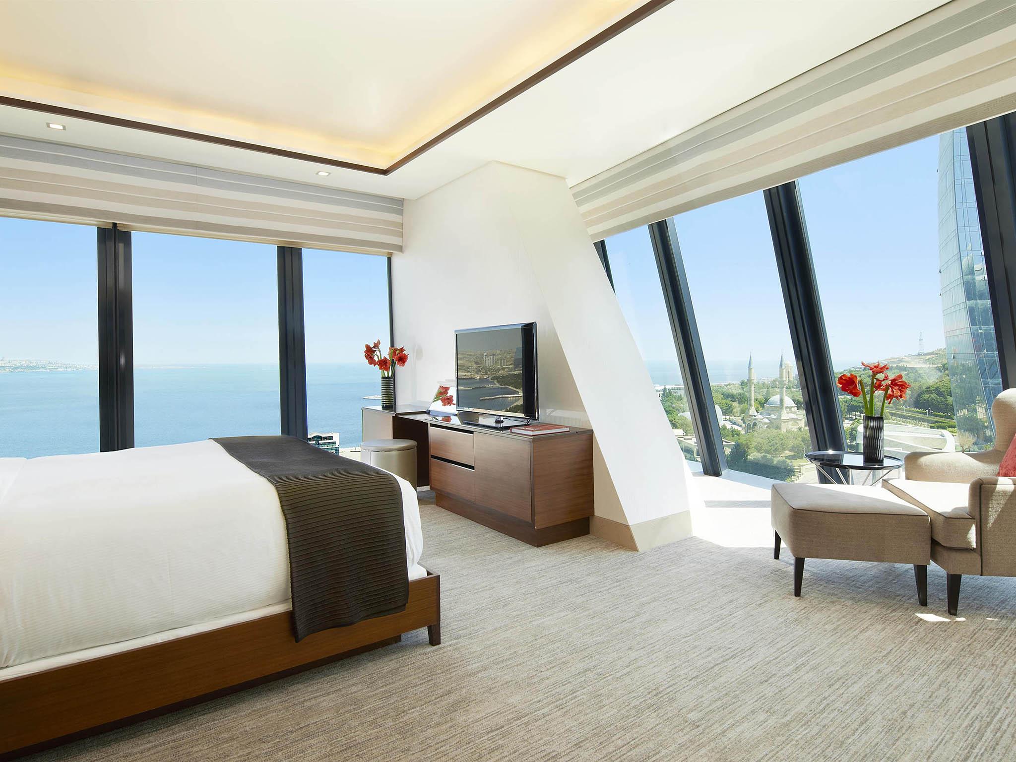 Rabatt bei Fairmont Hotels