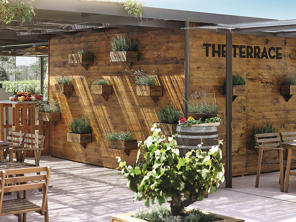 THE TERRACE BARCELONA - Restaurants by AccorHotels