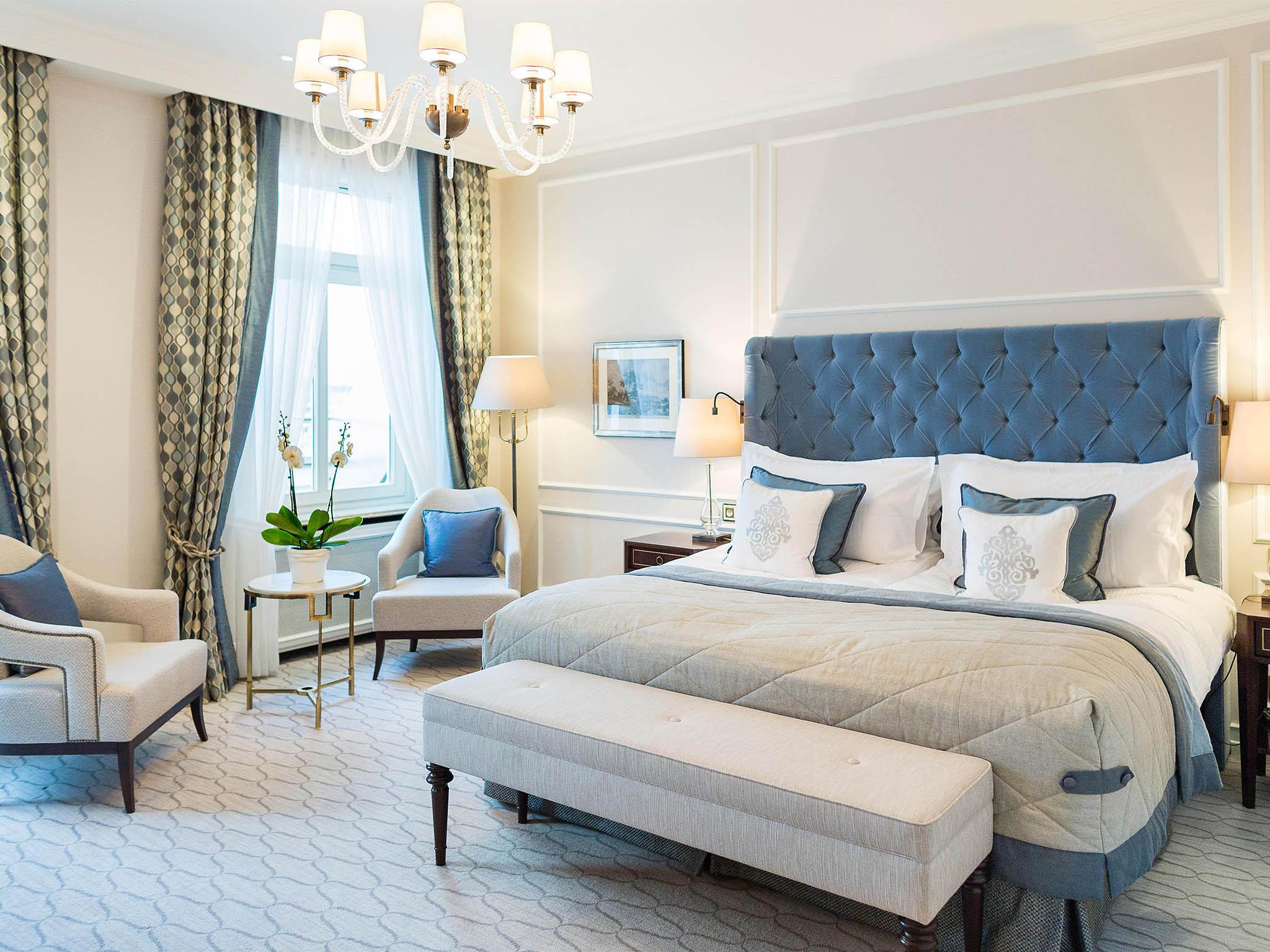 hotel in hamburg - fairmont hotel vier jahreszeiten, Badezimmer ideen