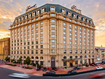 Fairmont Grand Hotel - Kyiv