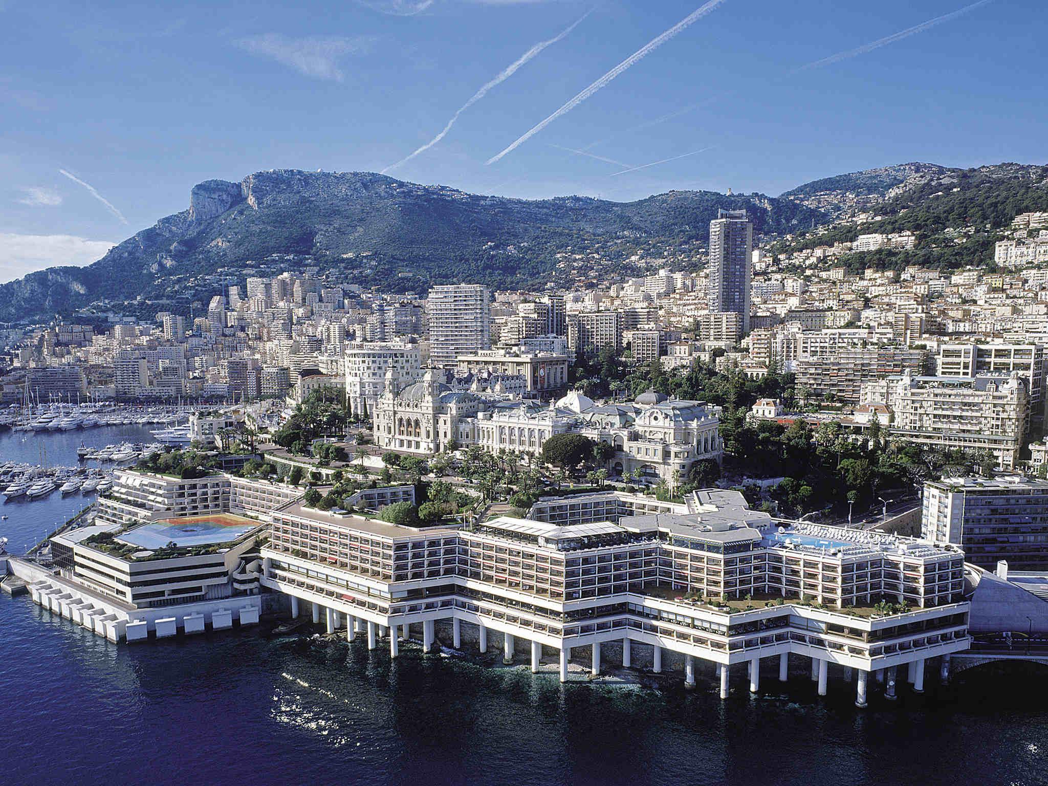 โรงแรม – Fairmont Monte-Carlo