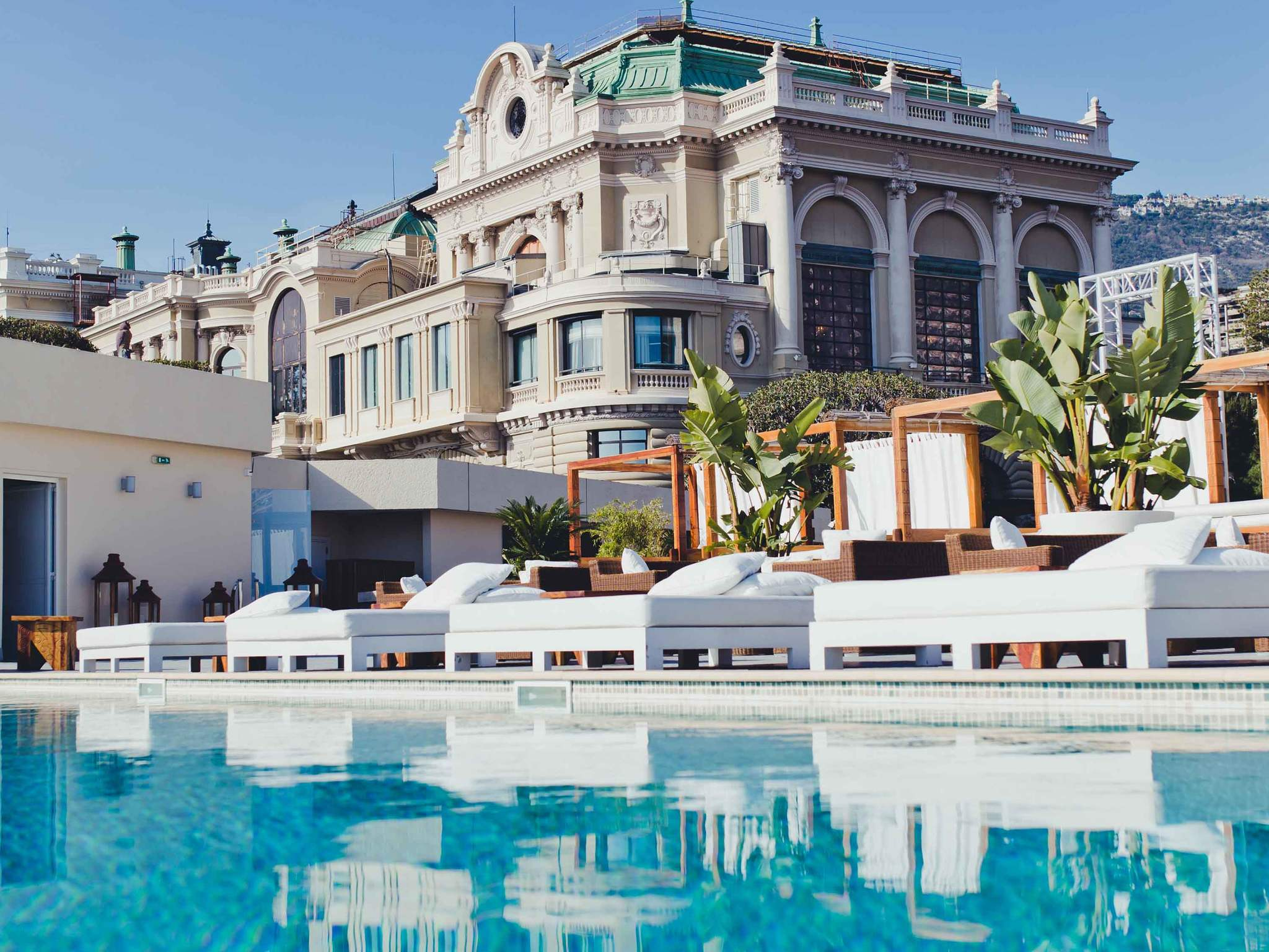 Hotel – Fairmont Monte Carlo