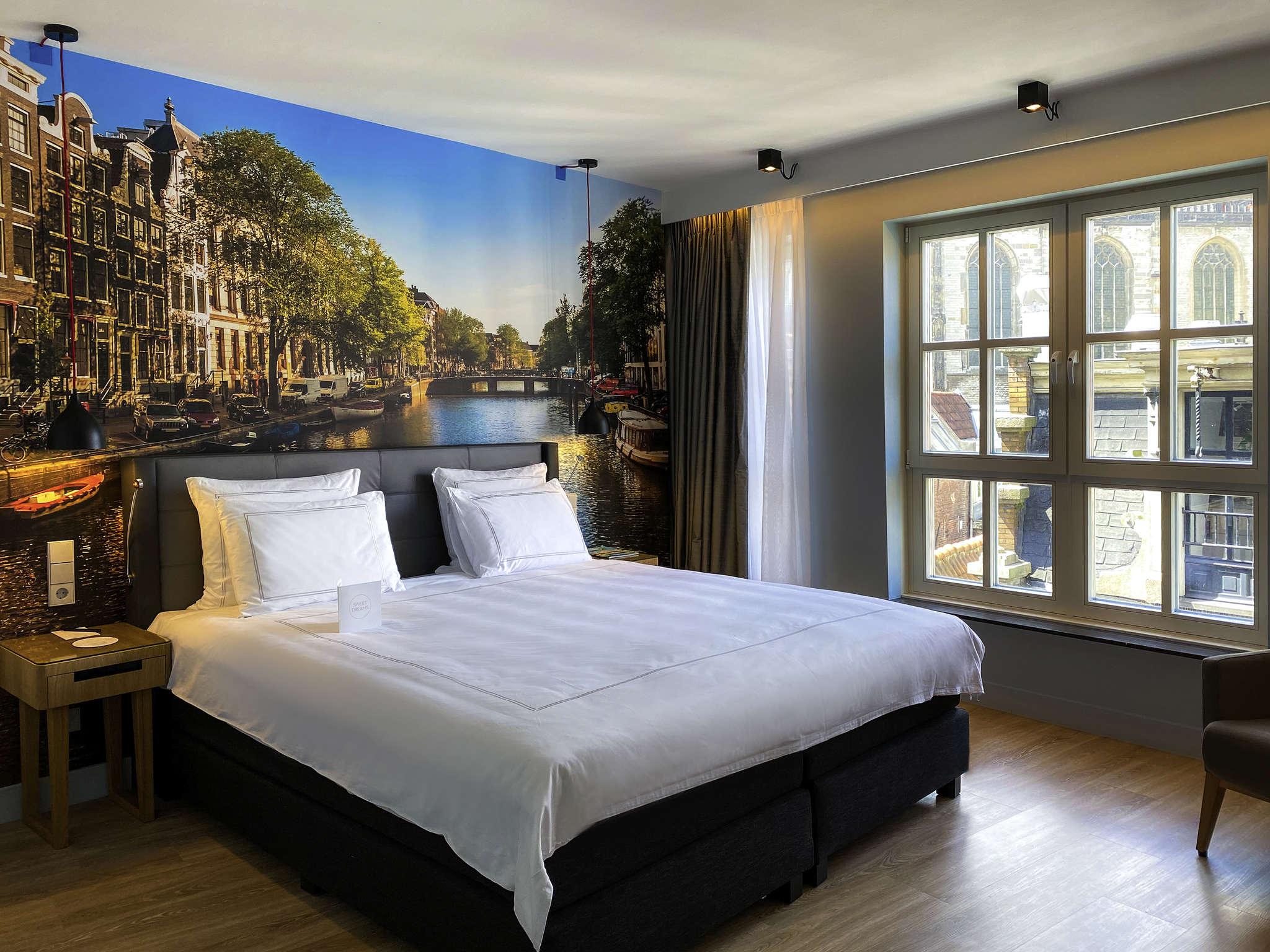 Luxury hotel amsterdam centre swissotel near dam square for Hotel amsterdam economici piazza dam