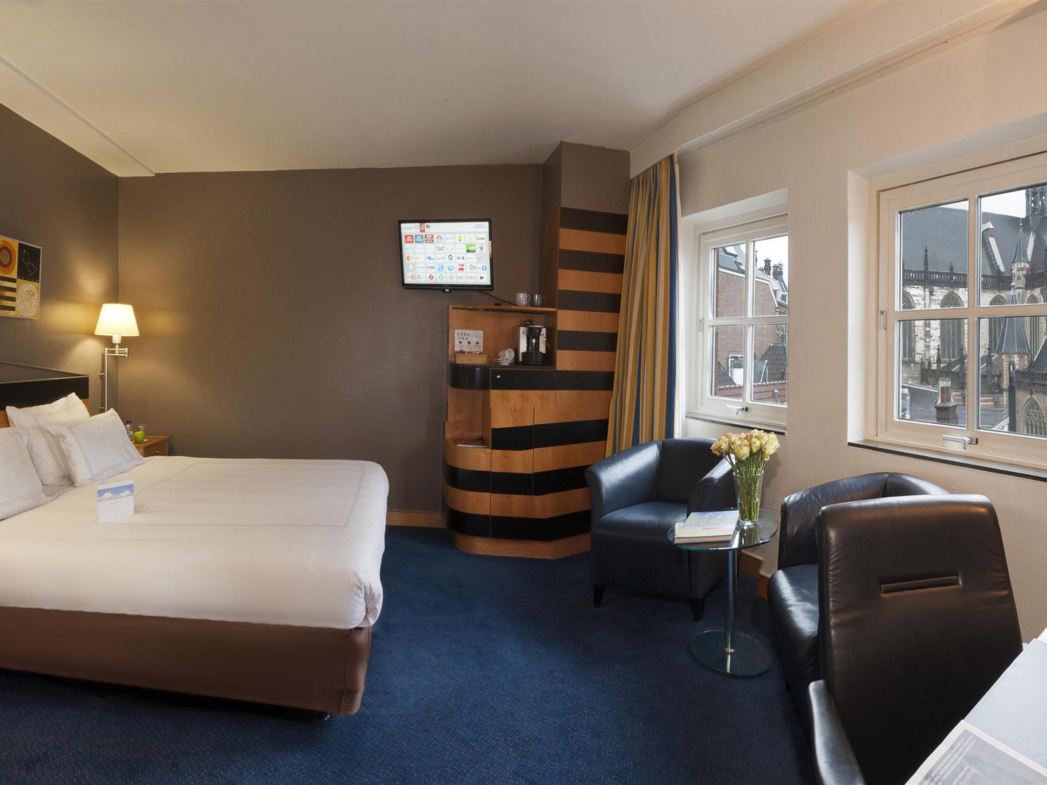 Luxury Hotel Amsterdam Centre Swissotel Near Dam Square