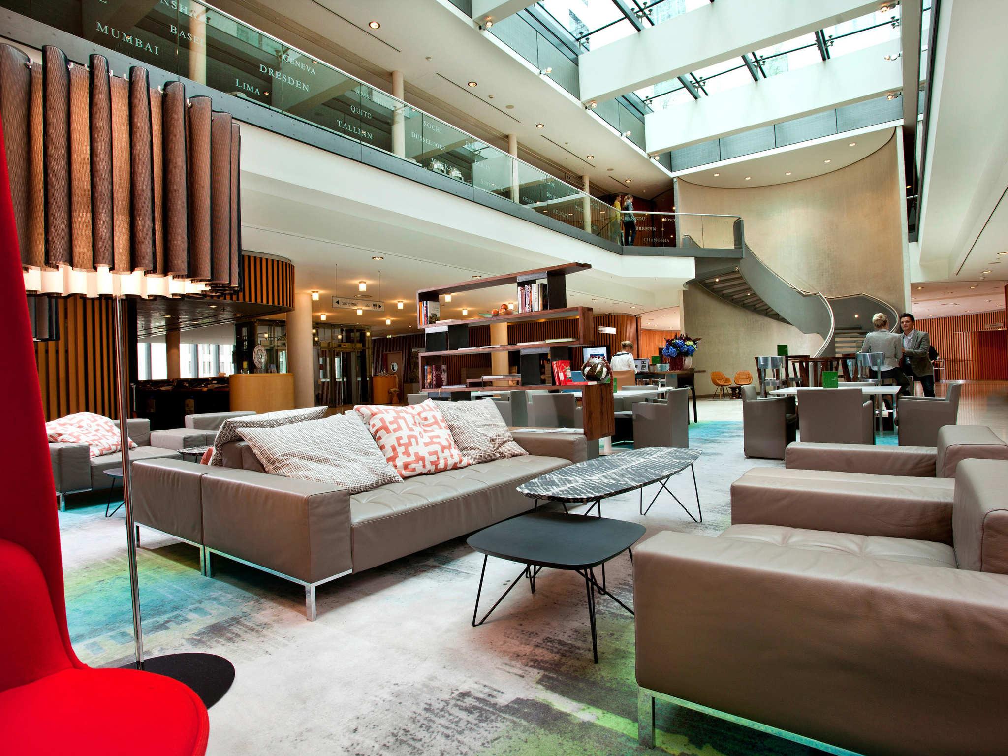 호텔 – Swissôtel Berlin
