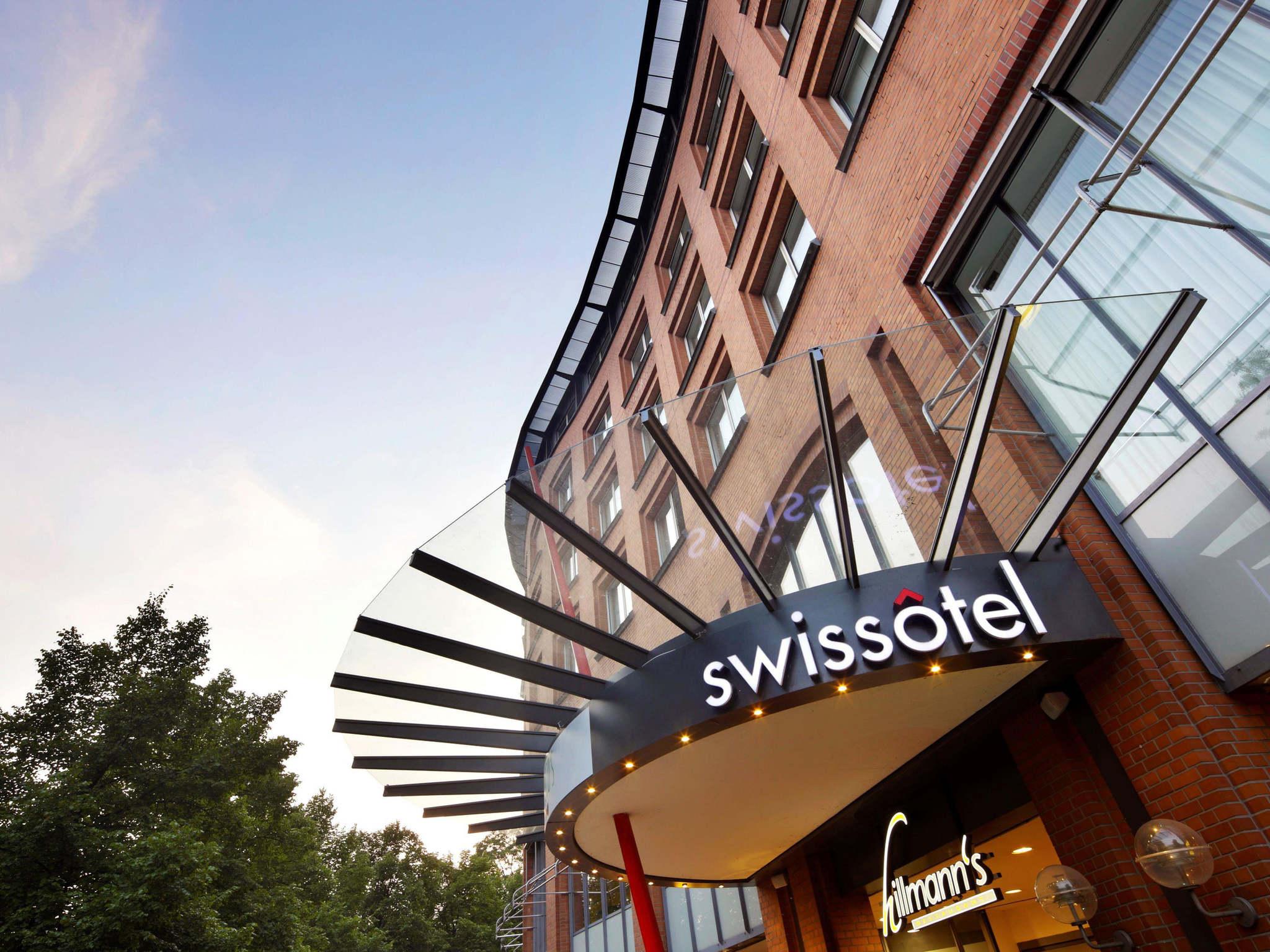 Hotel – Swissôtel Brema