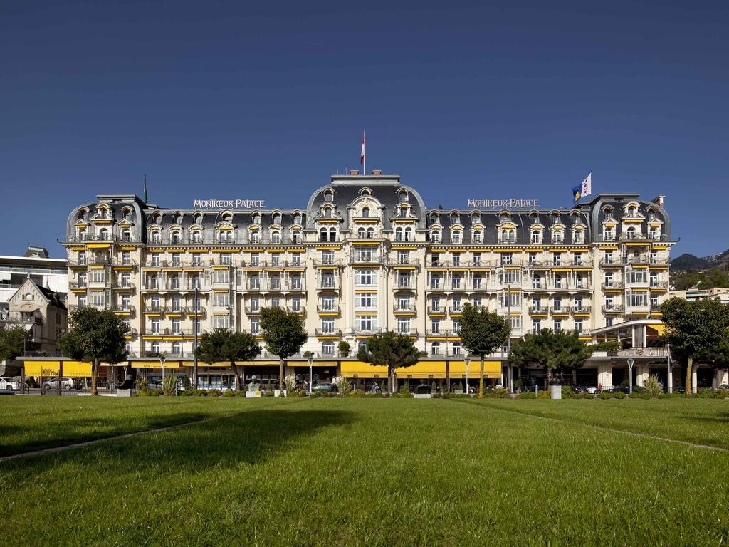 Hotel in Montreux - Fairmont Le Montreux Palace - ALL
