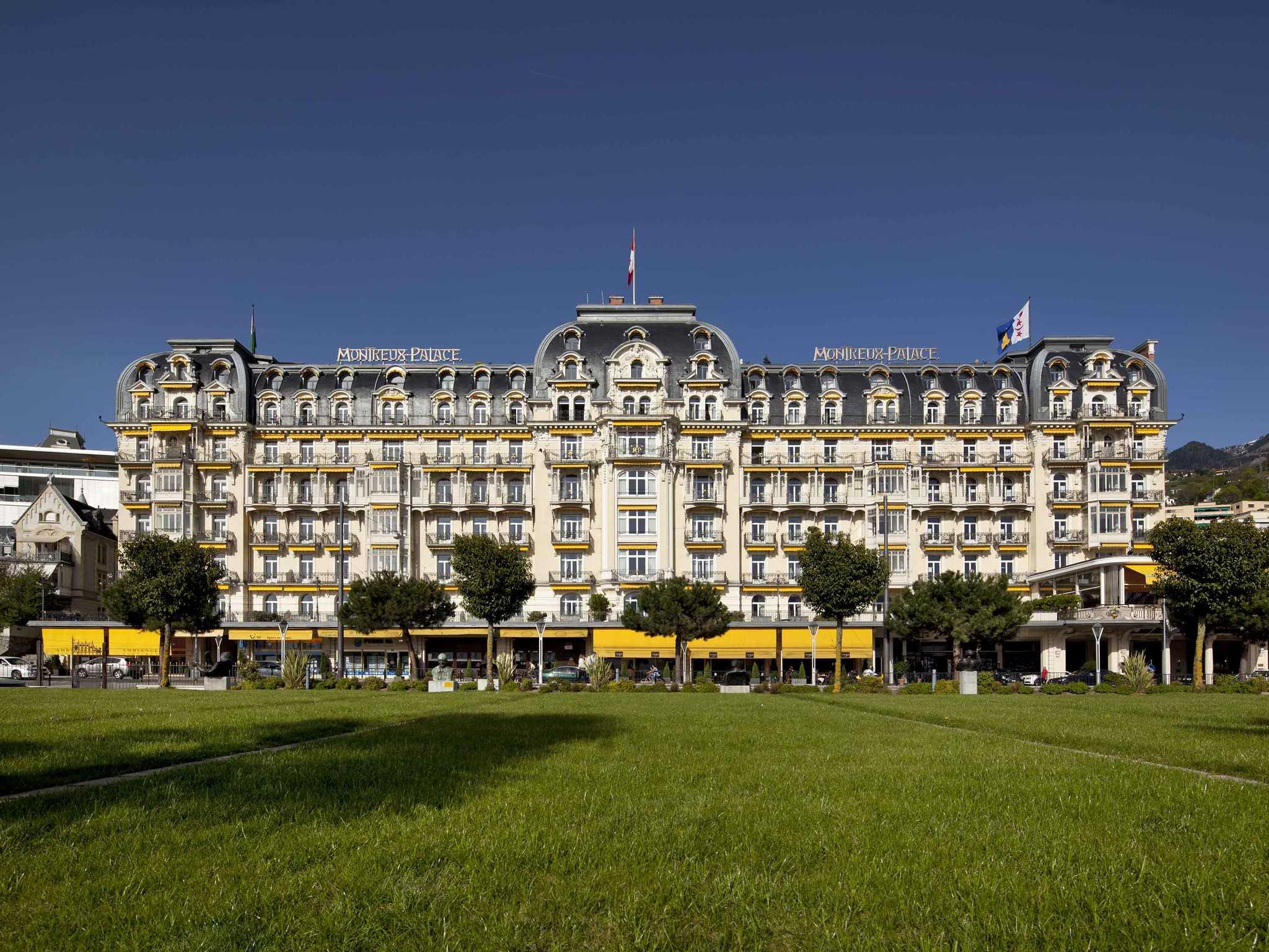 Hotell – Fairmont Le Montreux Palace