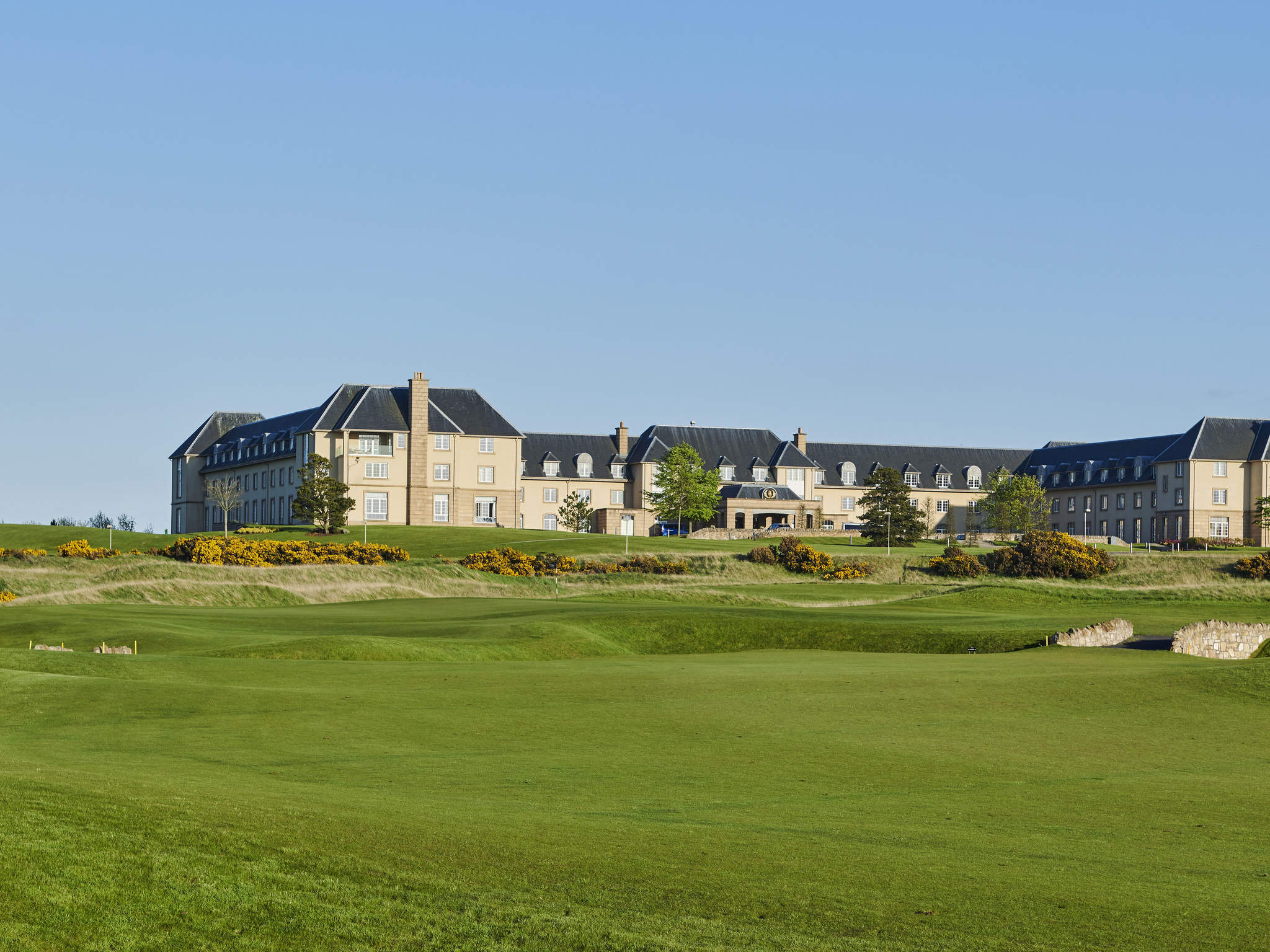 Hotel – Fairmont St Andrews - Scotland