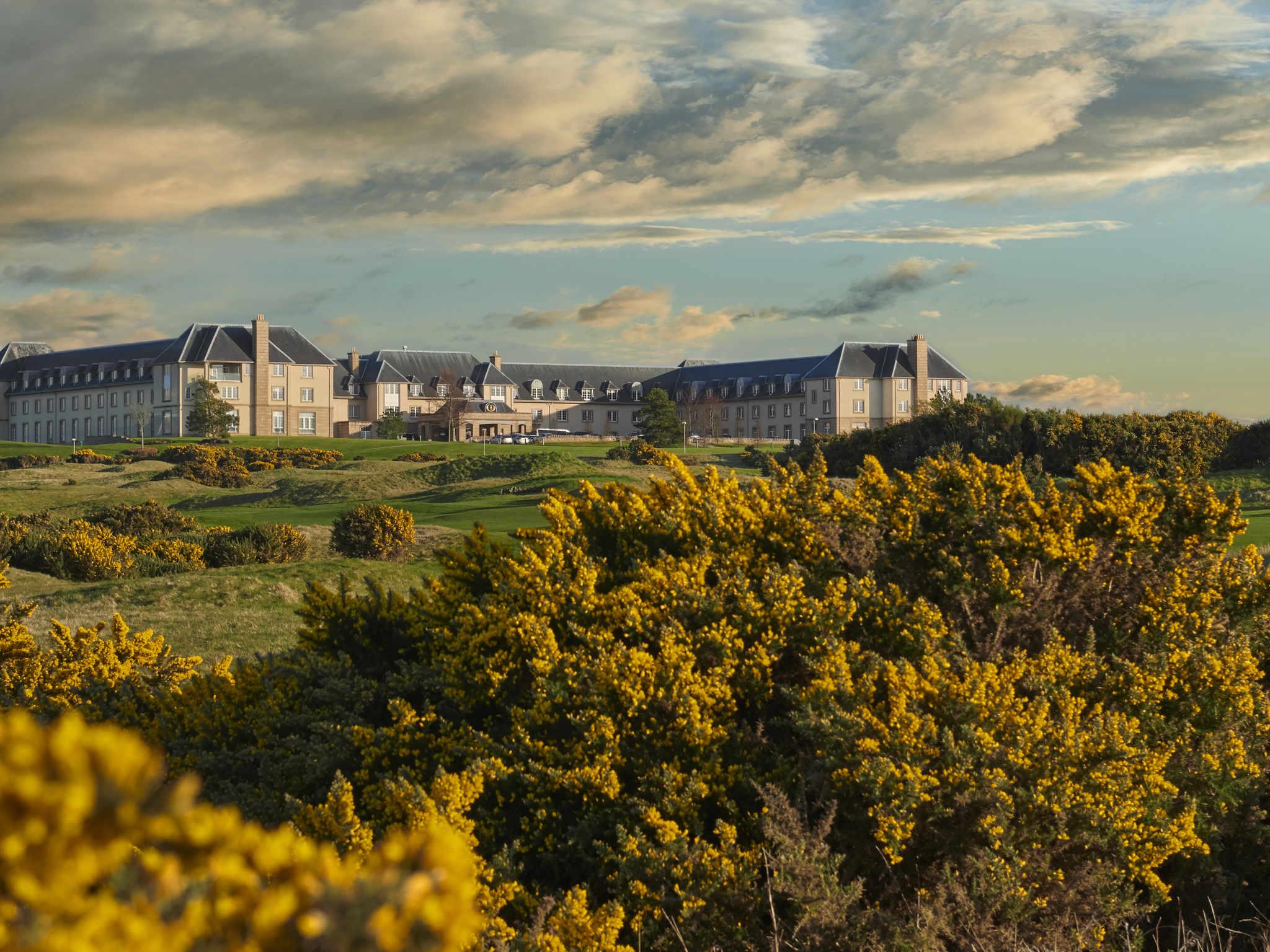Hotel – Fairmont St Andrews - Scotland