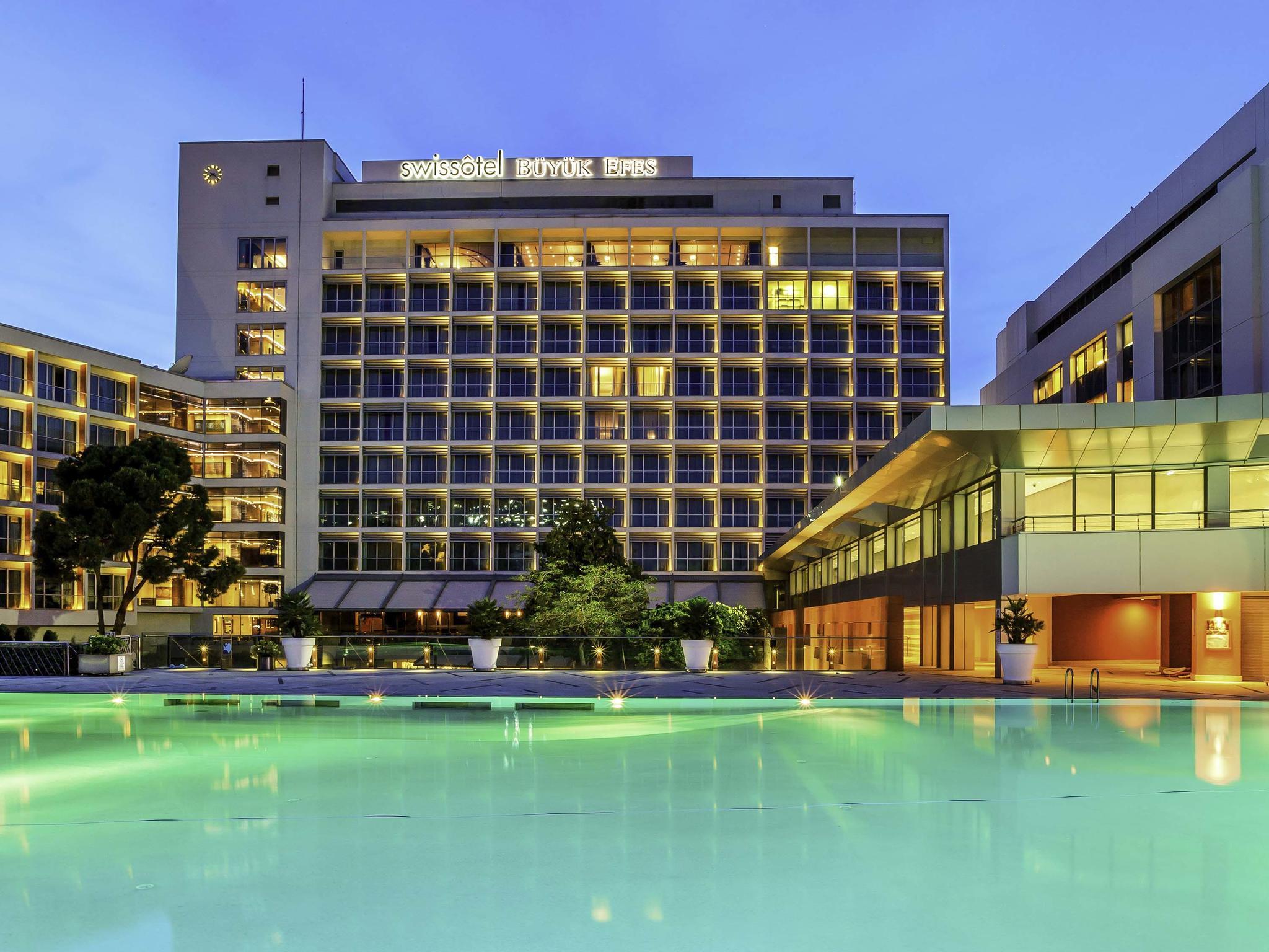 โรงแรม – Swissôtel Büyük Efes