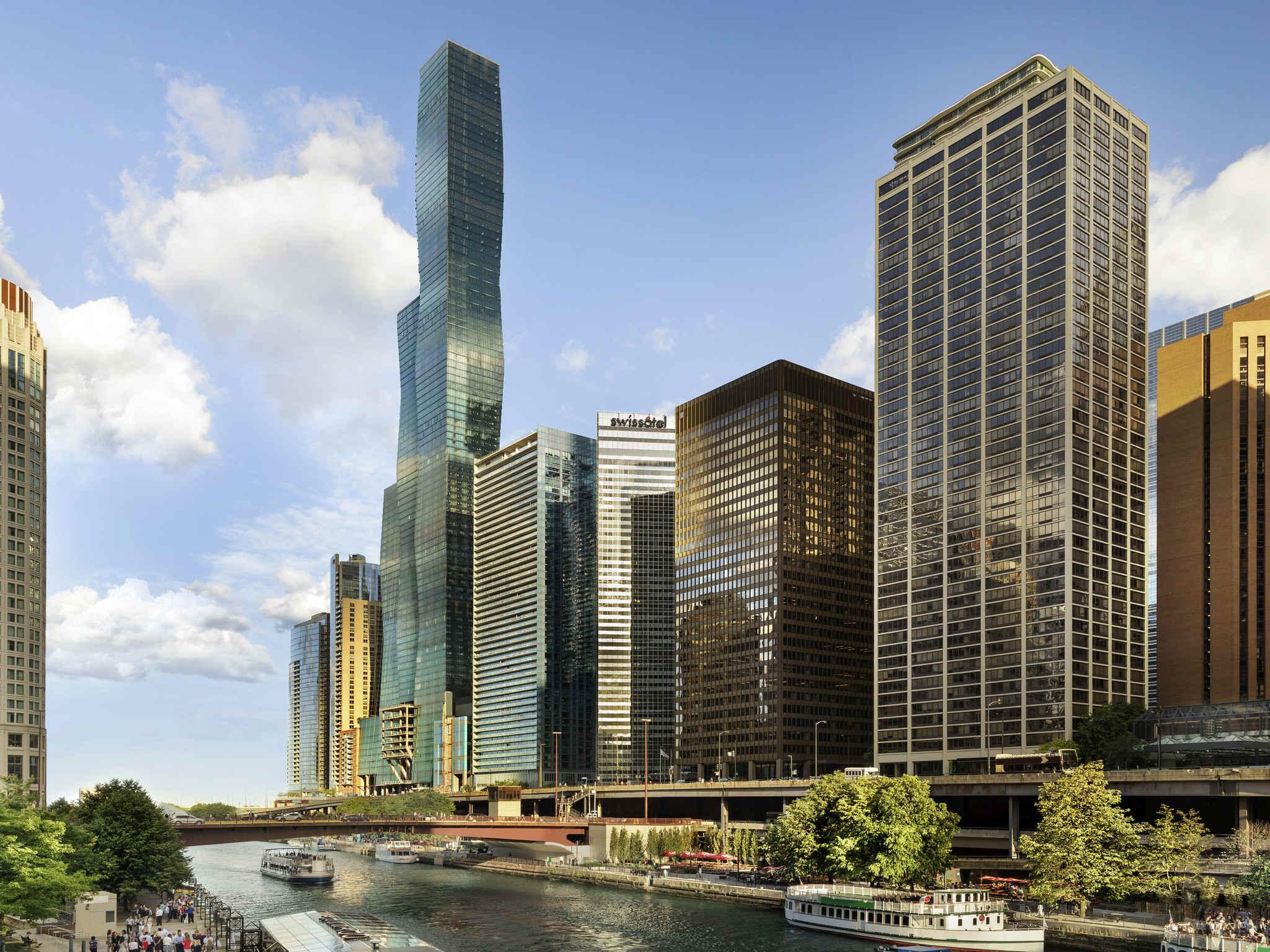 호텔 – Swissôtel Chicago