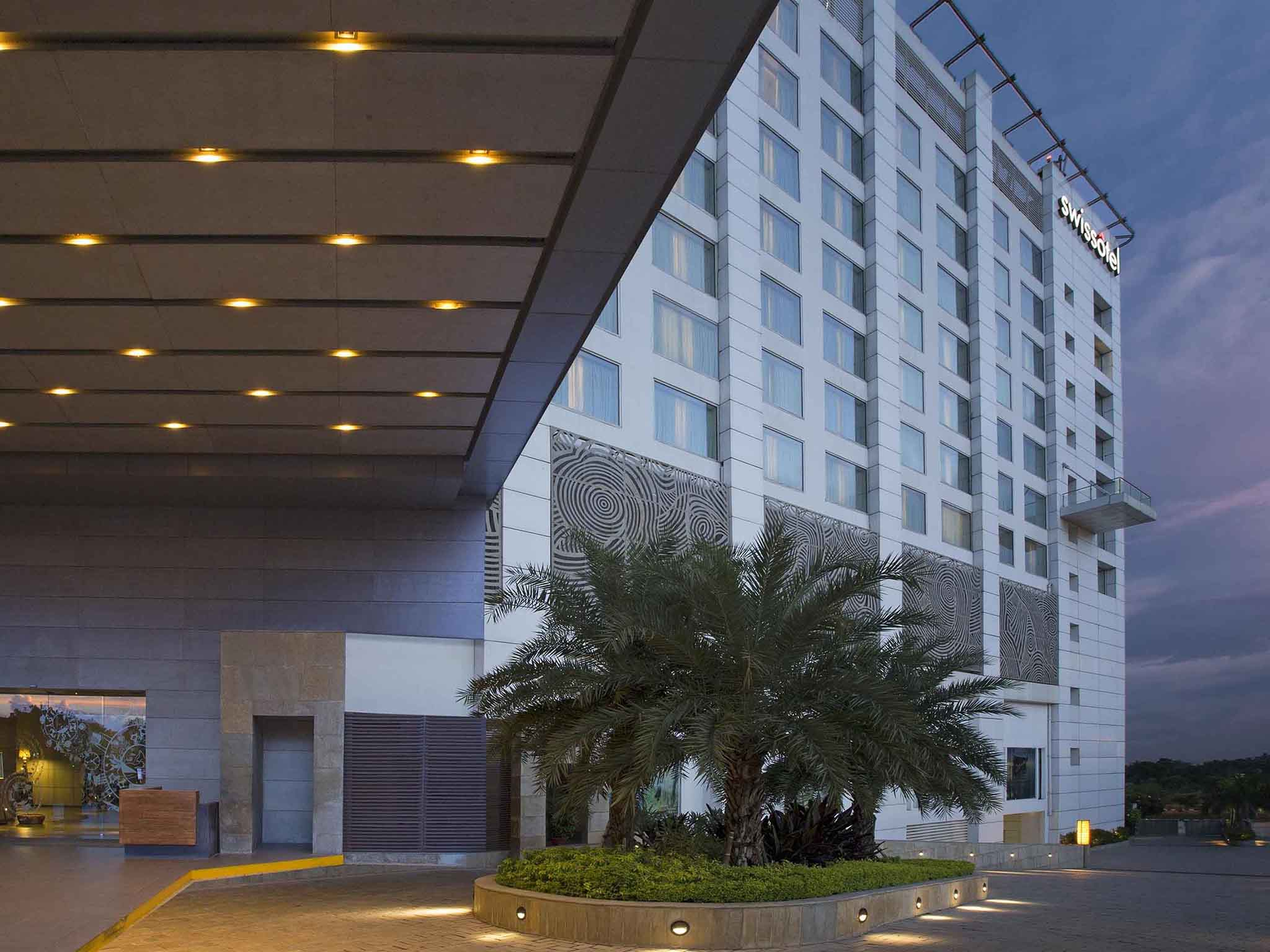 Hotel - Swissôtel Kolkata