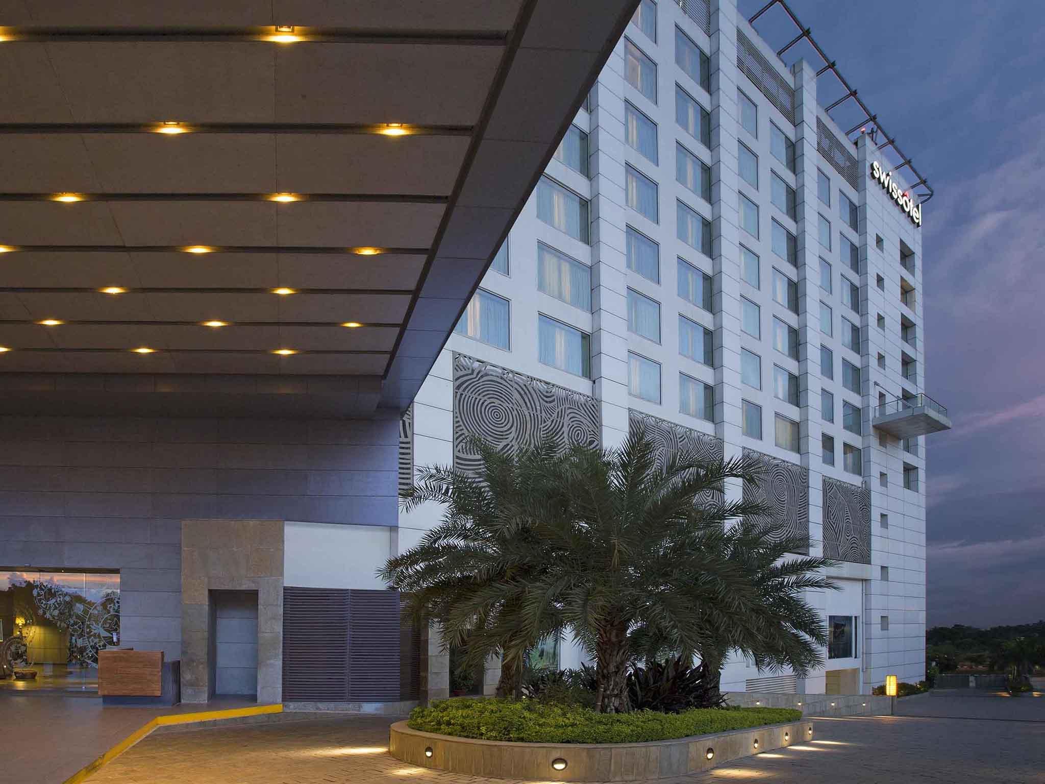 โรงแรม – Swissôtel Kolkata