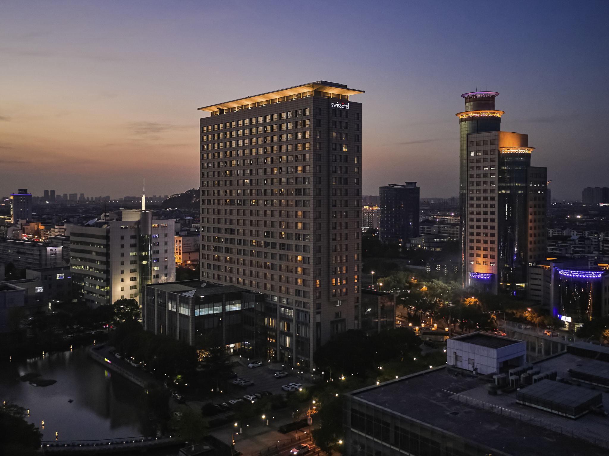 โรงแรม – Swissôtel Kunshan