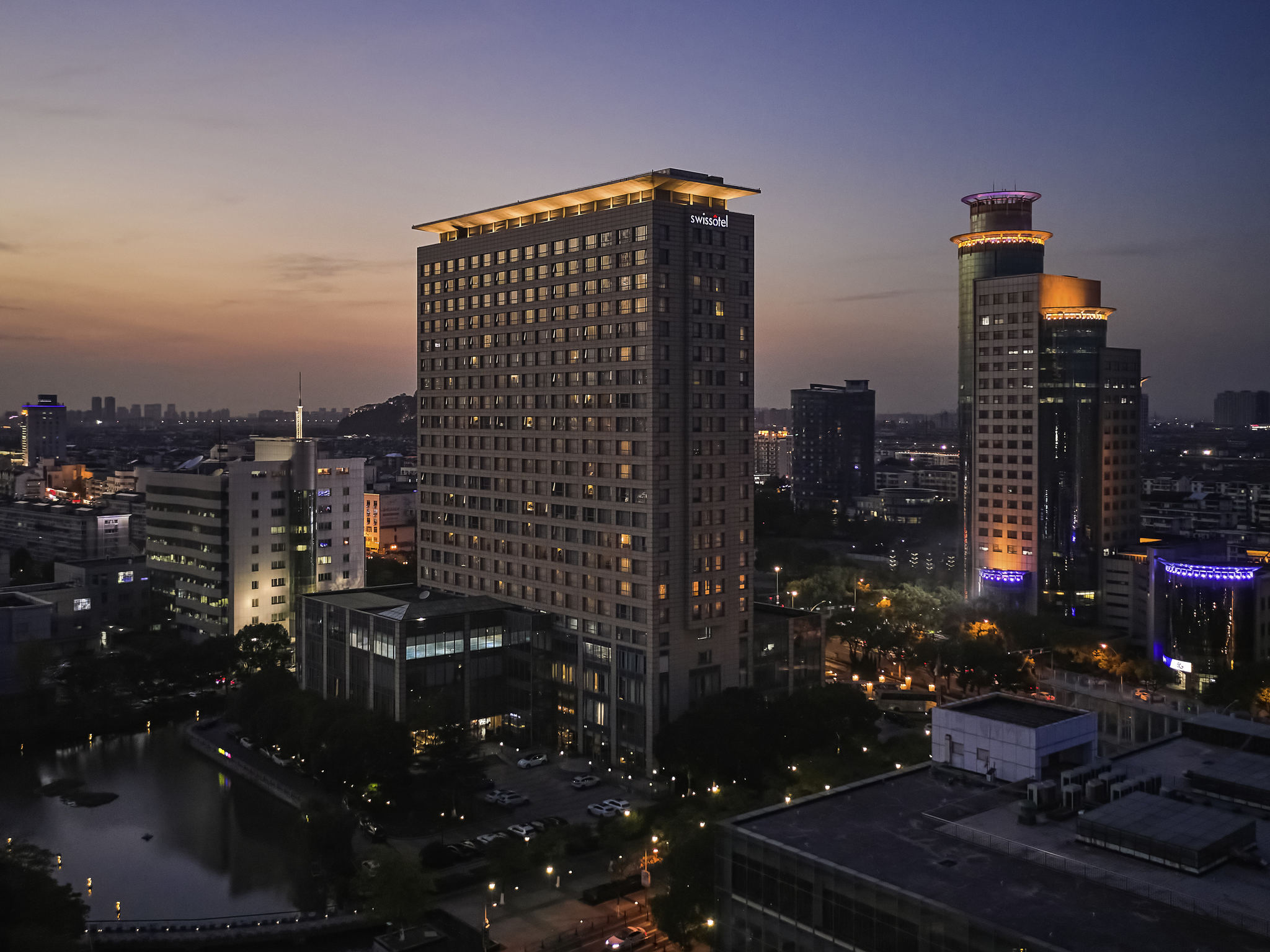 Hotel - Swissôtel Kunshan