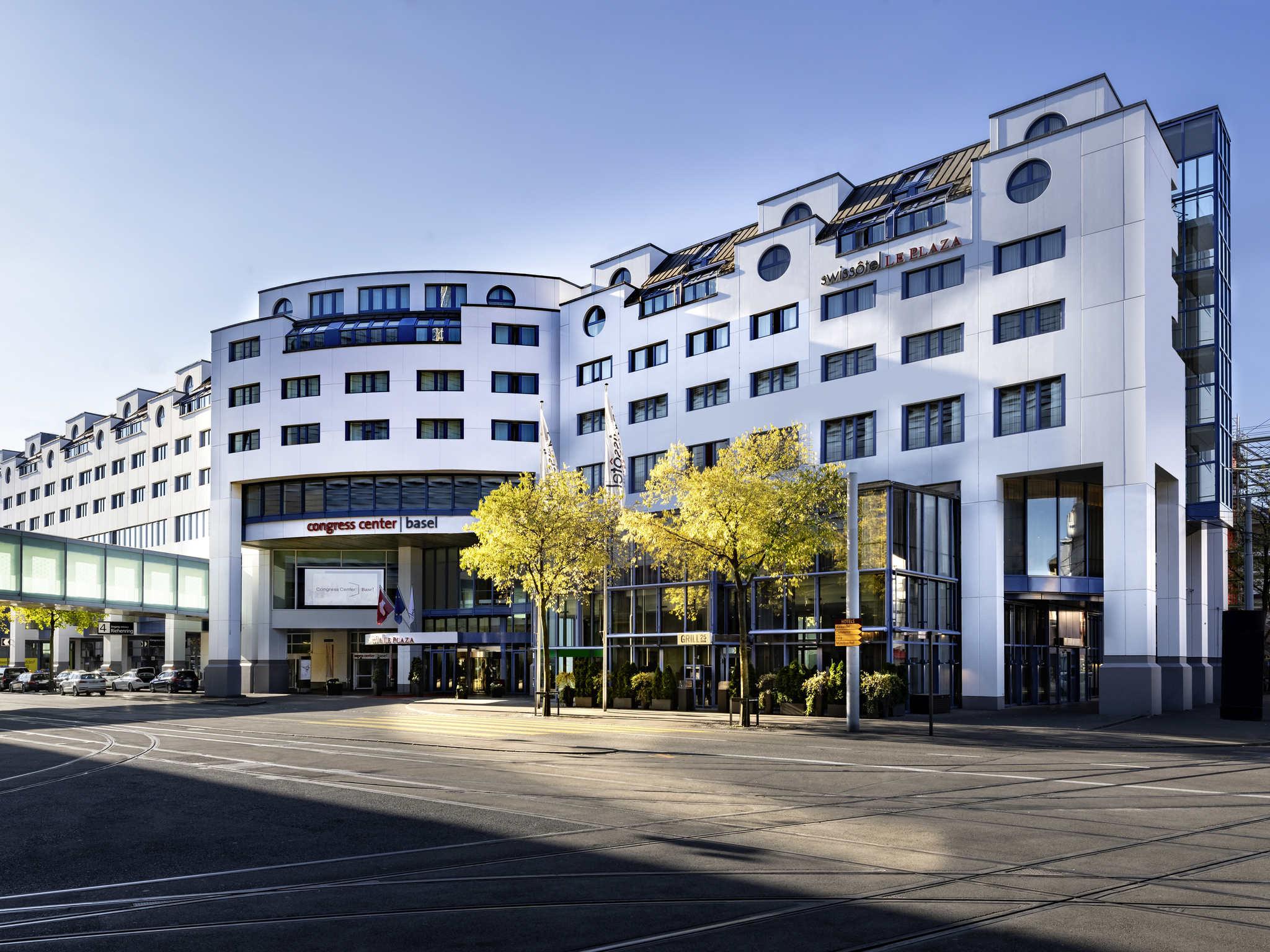 โรงแรม – Swissôtel Le Plaza Basel
