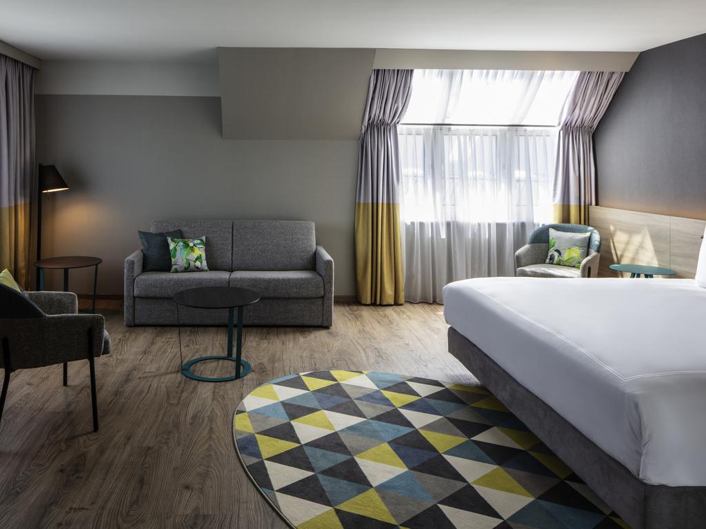 Hotel in BAZEL - Swissôtel Le Plaza