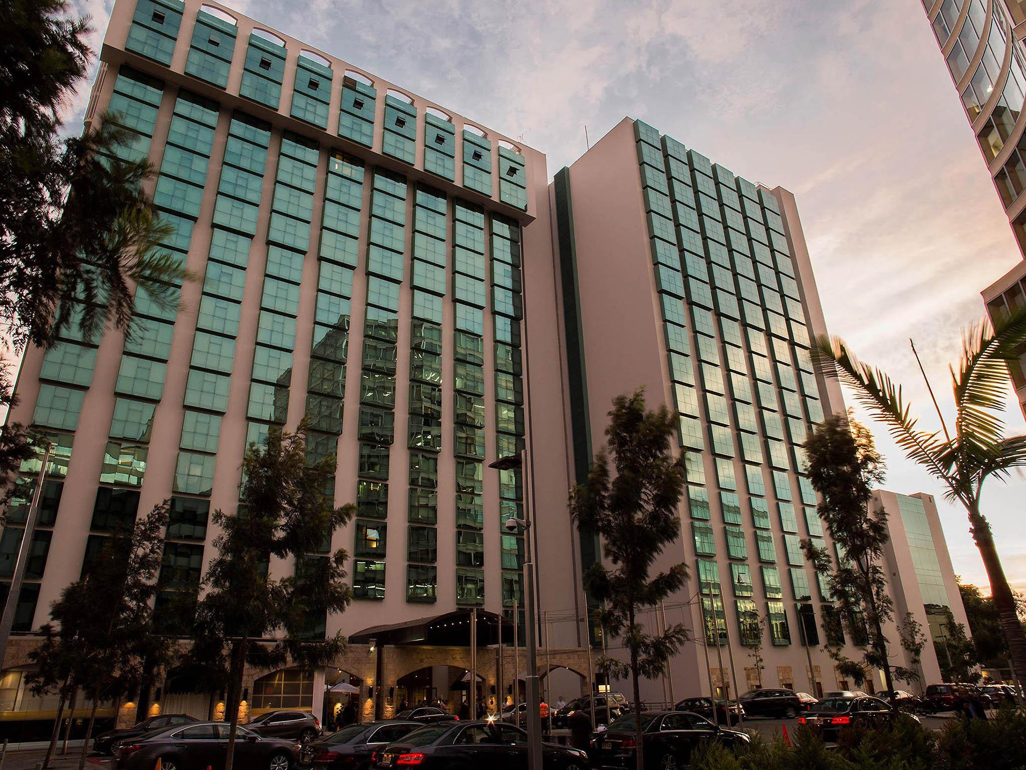โรงแรม – Swissôtel Lima