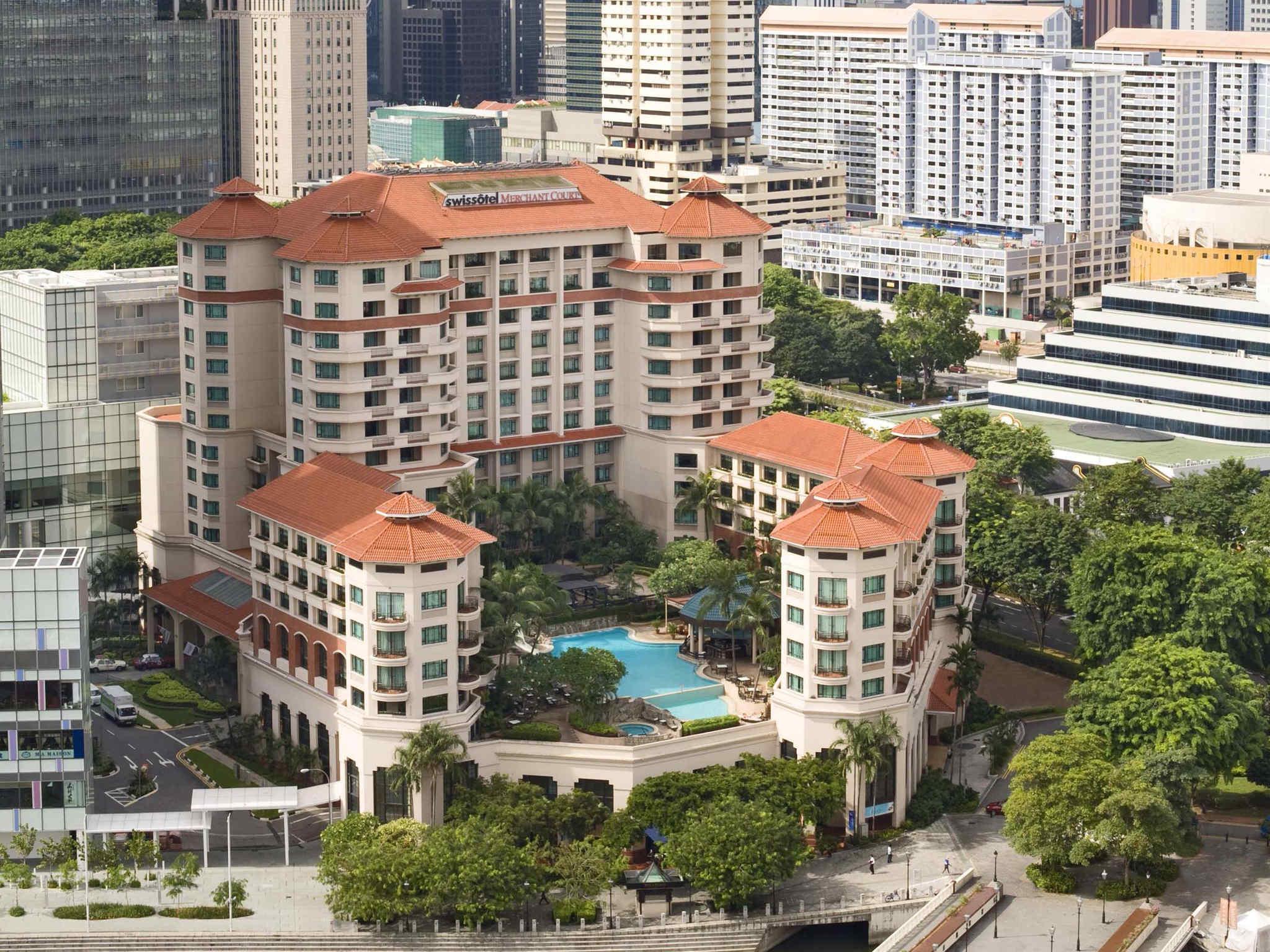 โรงแรม – Swissôtel Merchant Court
