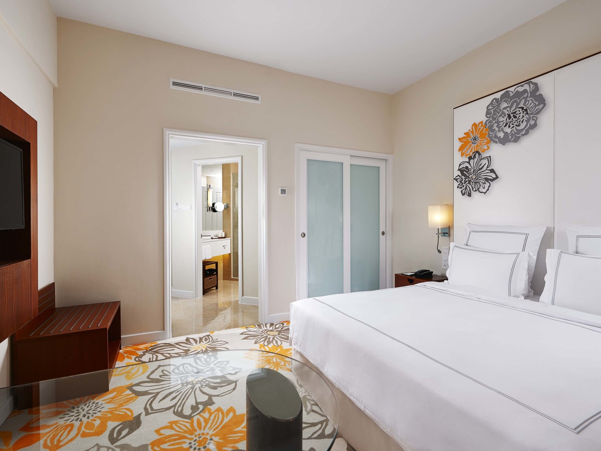 Hotel in Singapur - Swissôtel Merchant Court