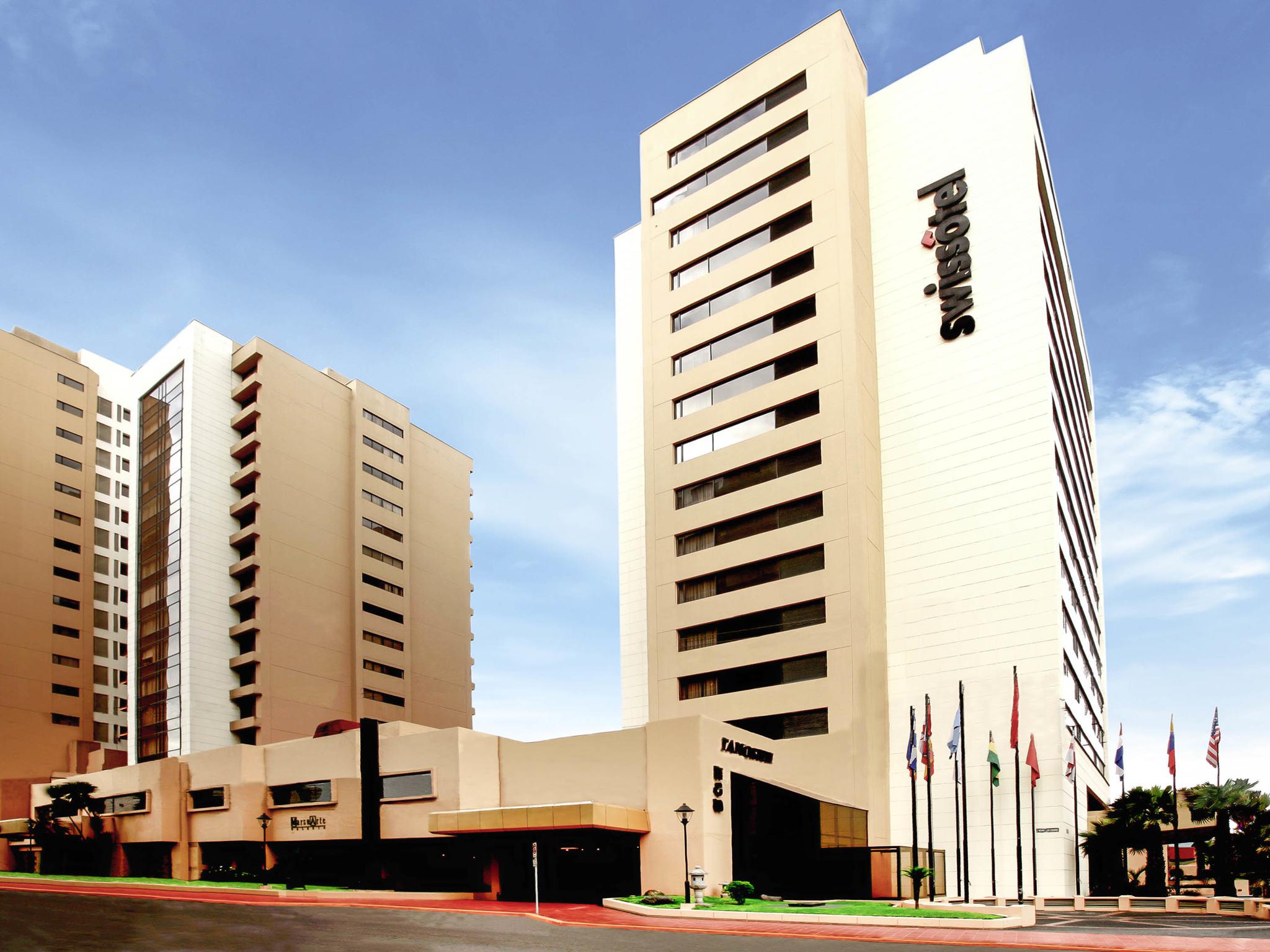 Hotel – Swissôtel Quito