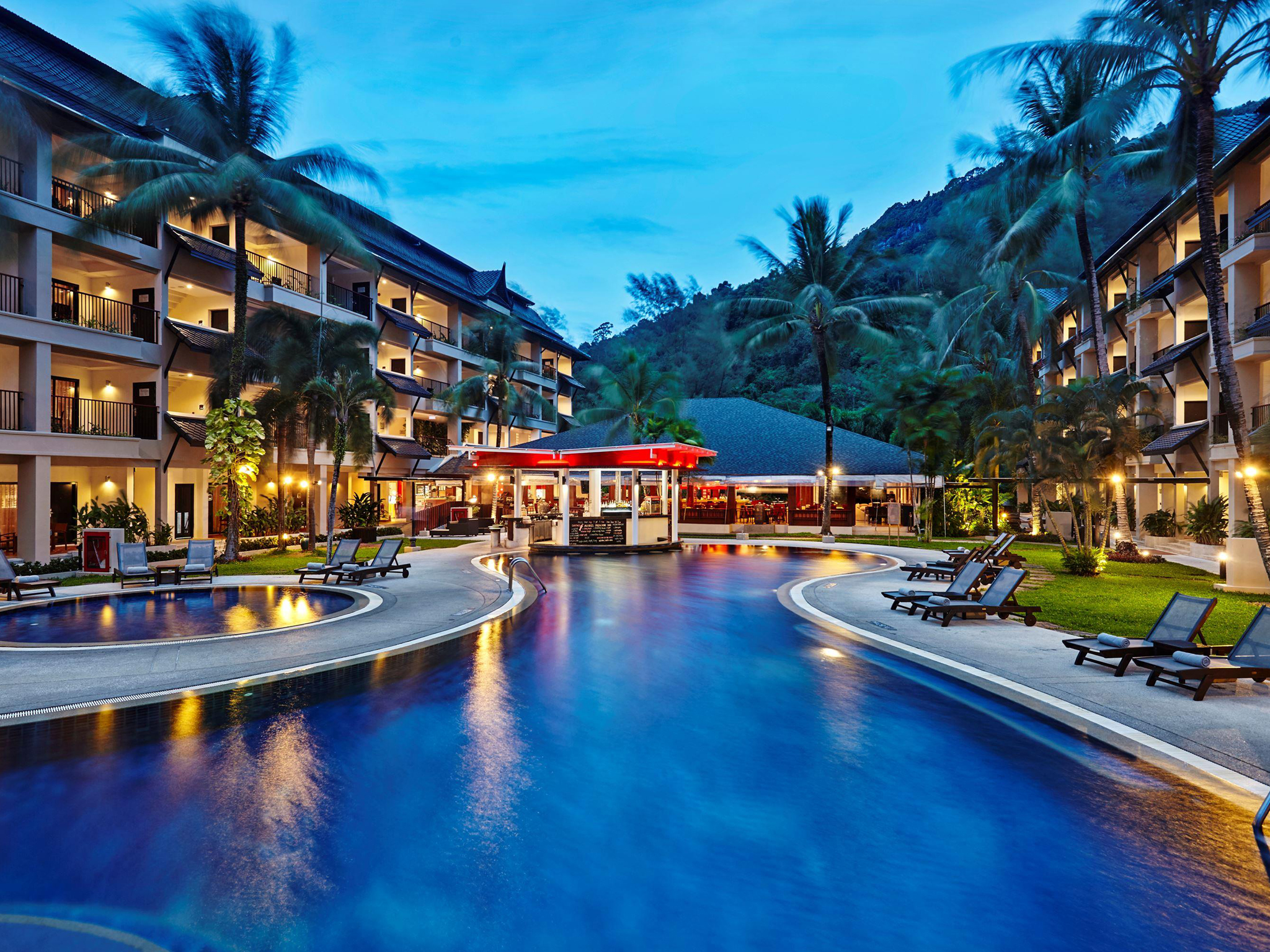 Otel – Swissôtel Resort Phuket Kamala Beach