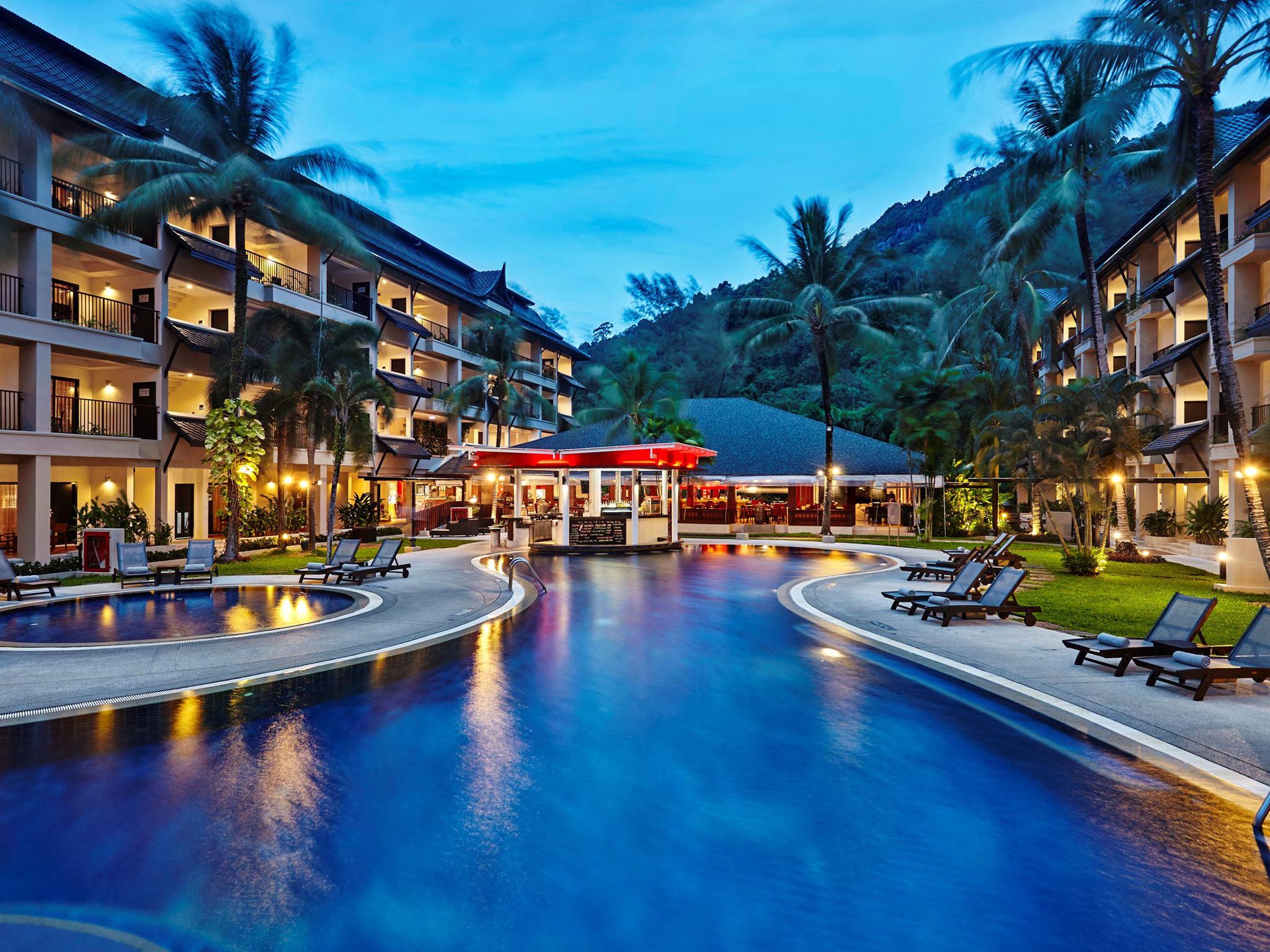 酒店 – 普吉岛卡马拉沙滩瑞士度假酒店