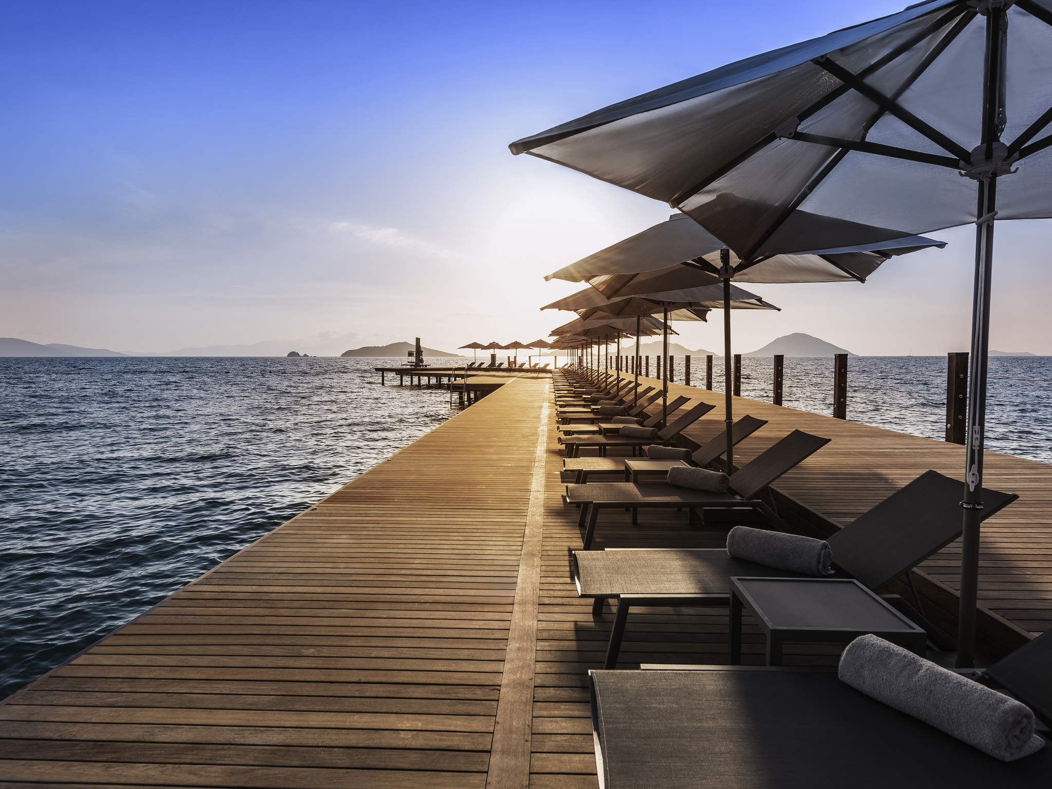 โรงแรม – Swissôtel Resort Bodrum Beach