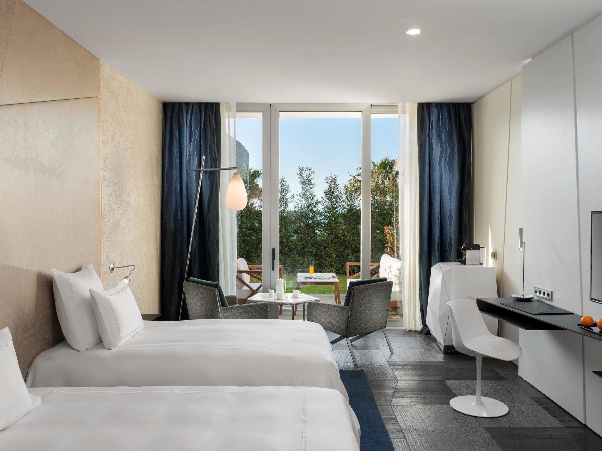 Hotel in Bodrum - Swissôtel Resort Bodrum Beach