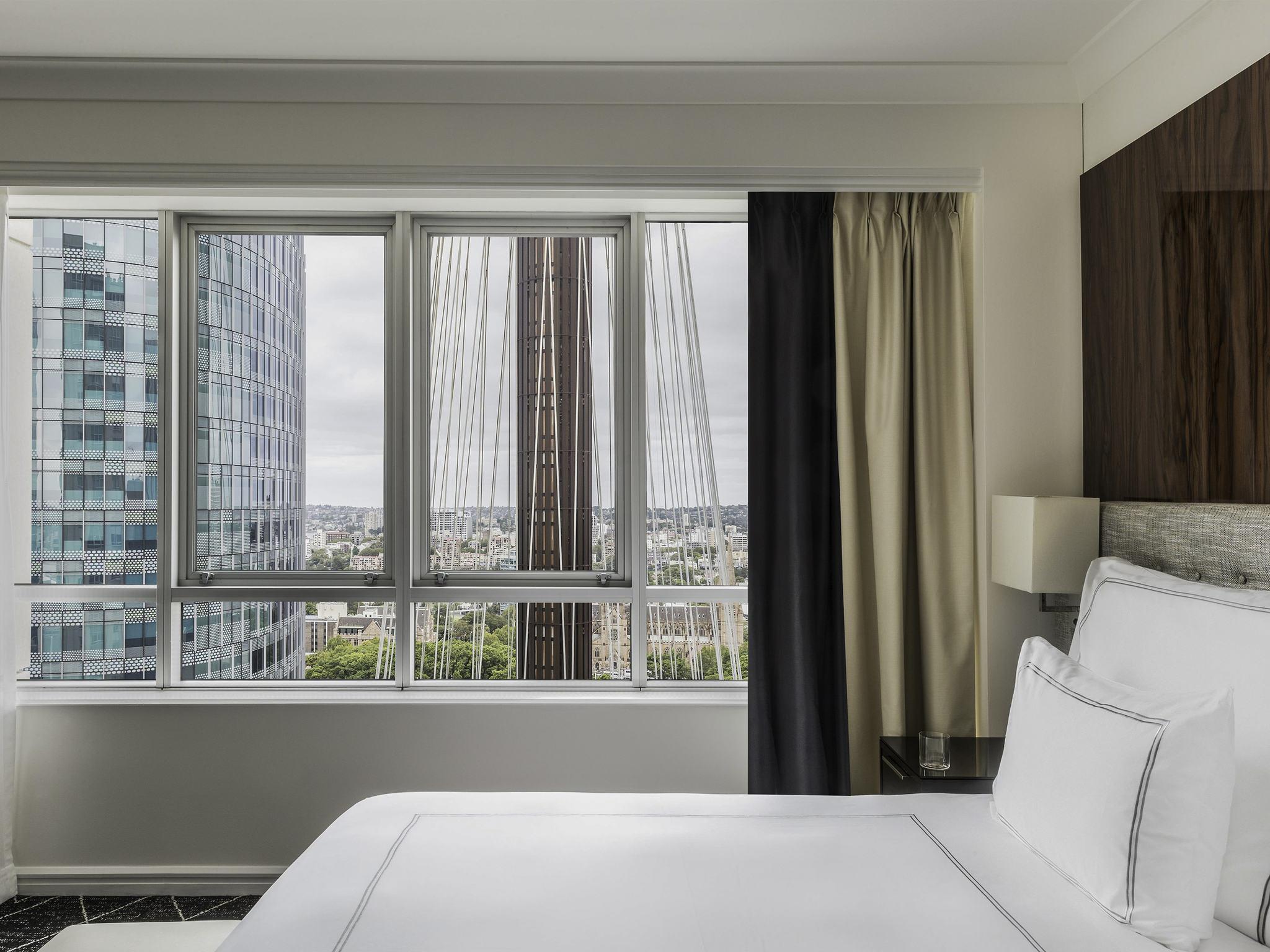 โรงแรม – Swissôtel Sydney