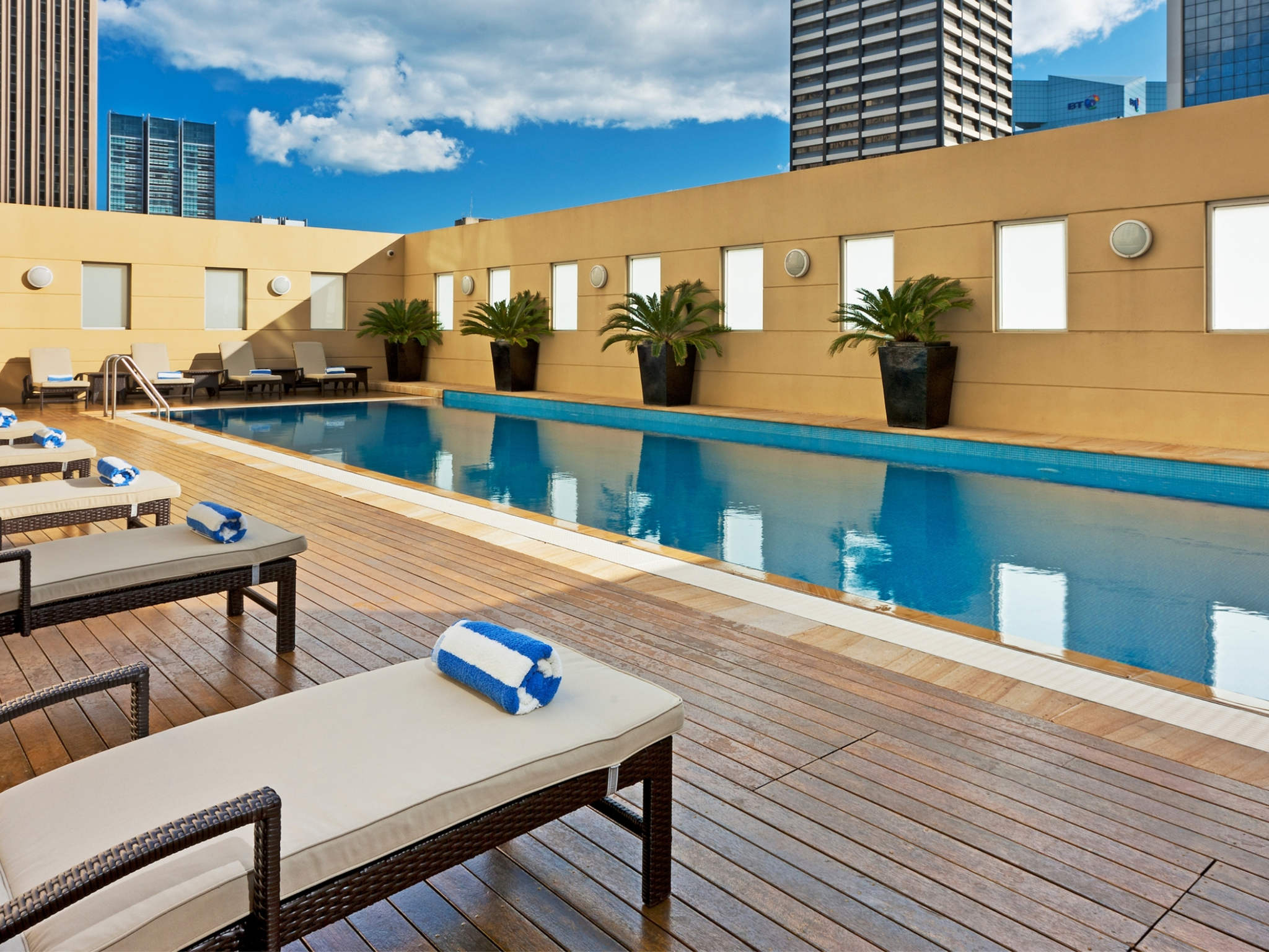 ホテル – Swissôtel Sydney