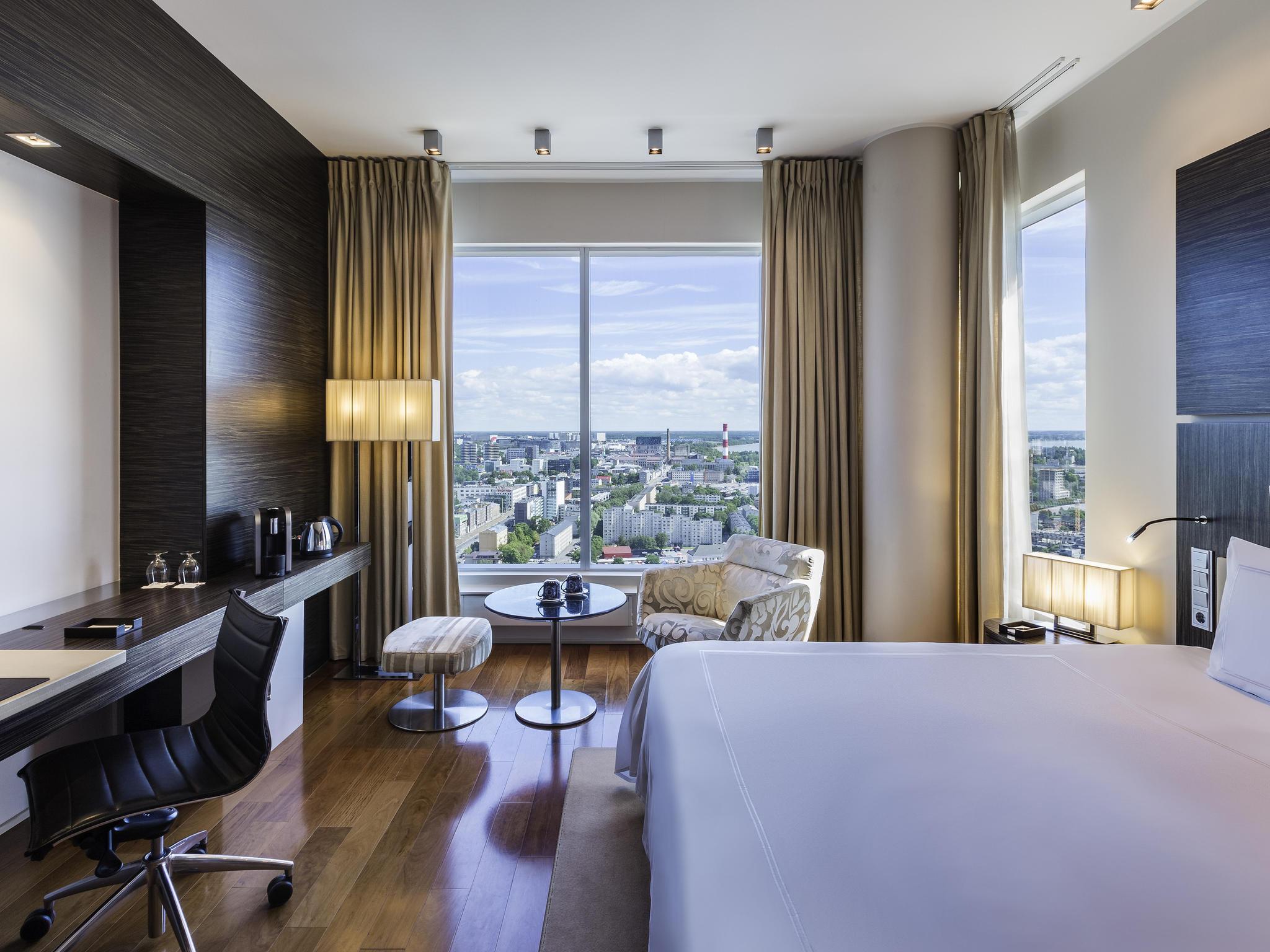Hotel – Swissôtel Tallinn