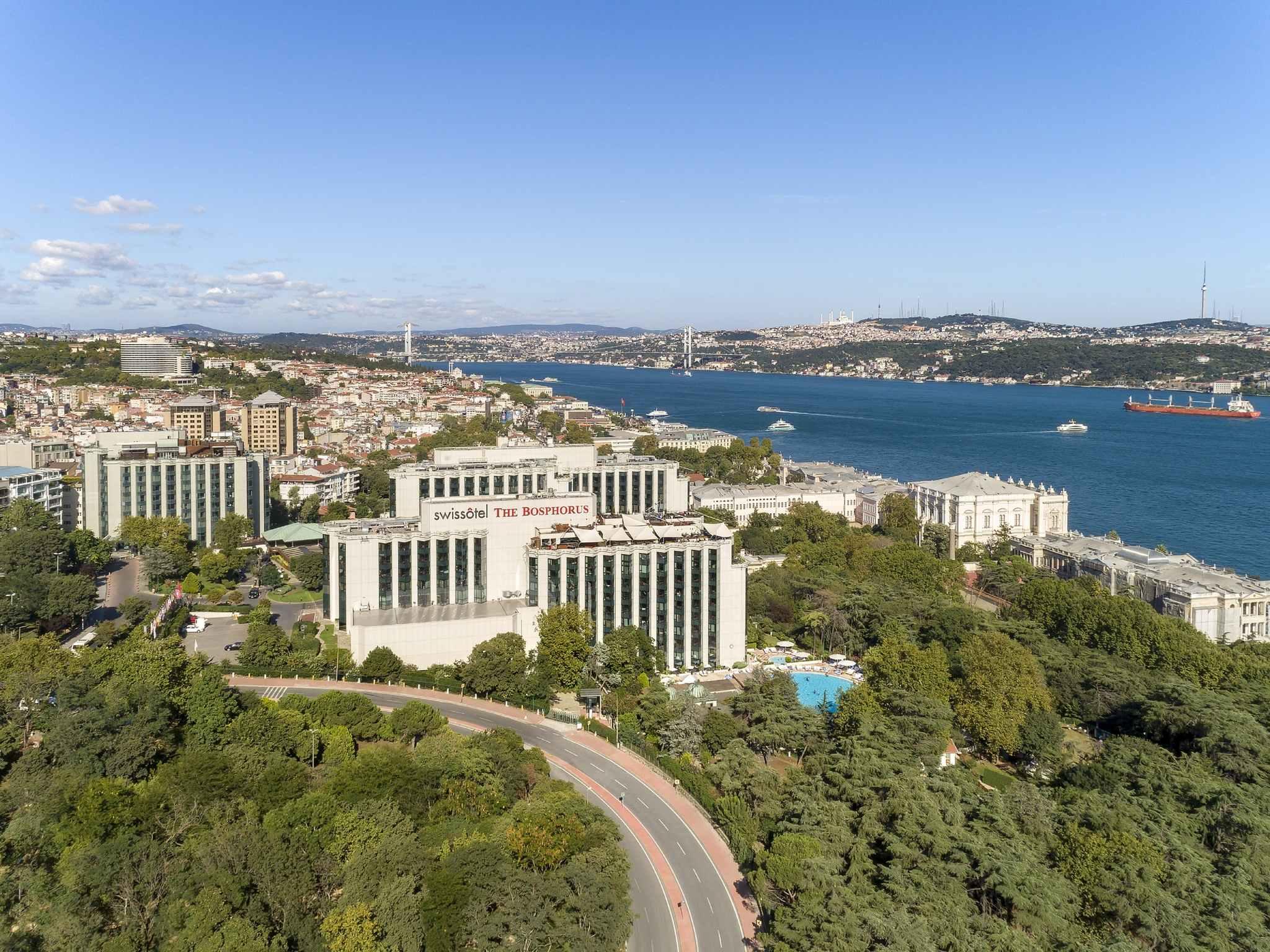 Отель — Swissotel The Bosphorus - Стамбул