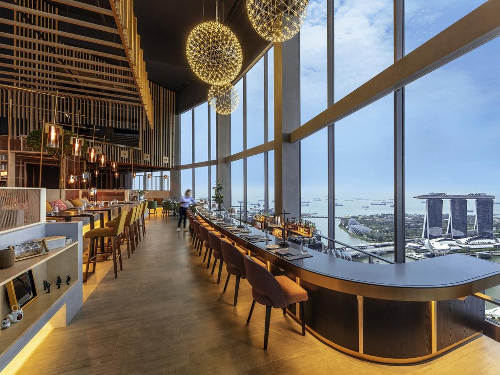 SKAI SINGAPORE - Restaurants by Accor
