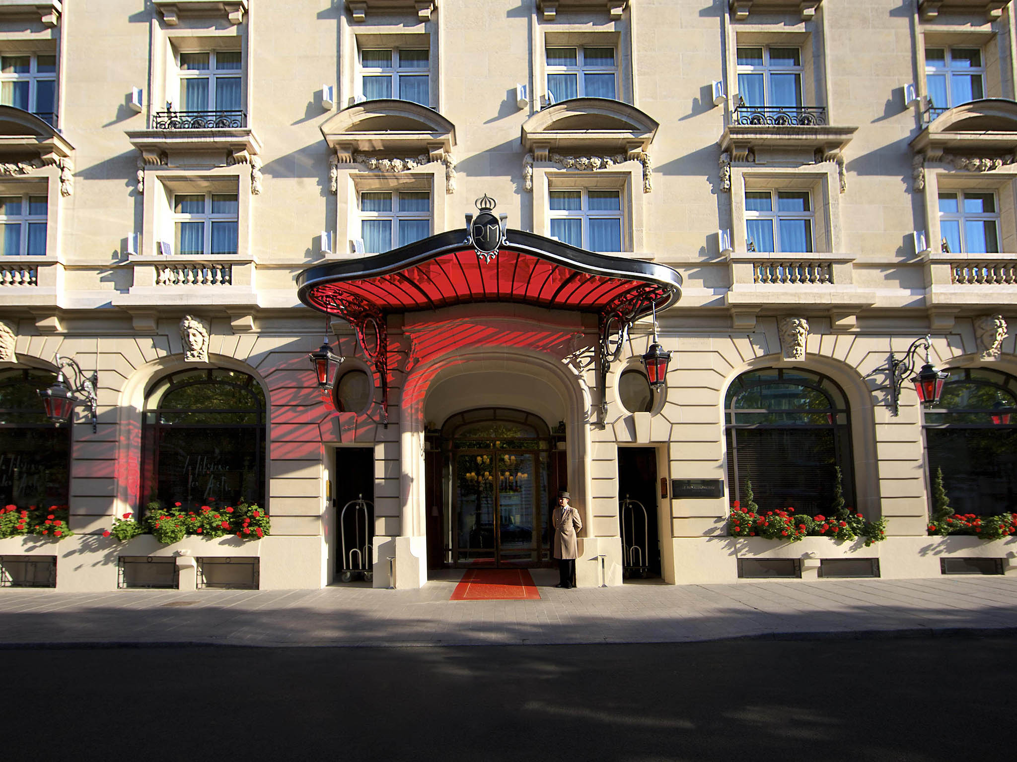 Otel – Le Royal Monceau - Raffles Paris