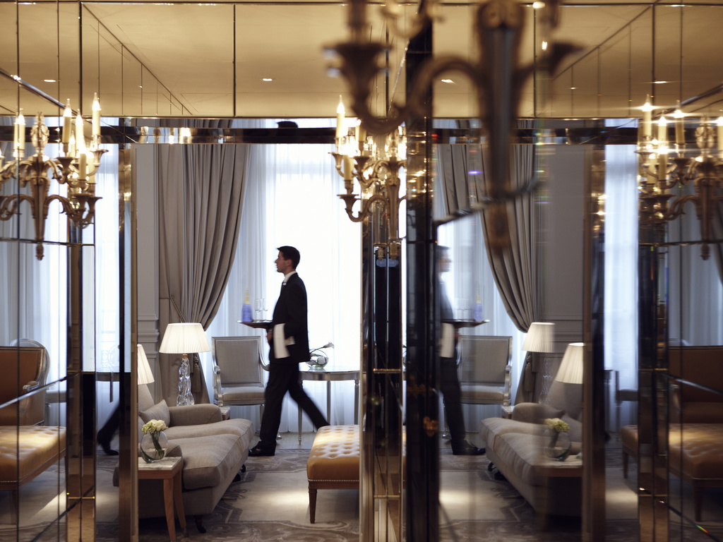 Hotel in PARIS - Le Royal Monceau, Raffles Paris