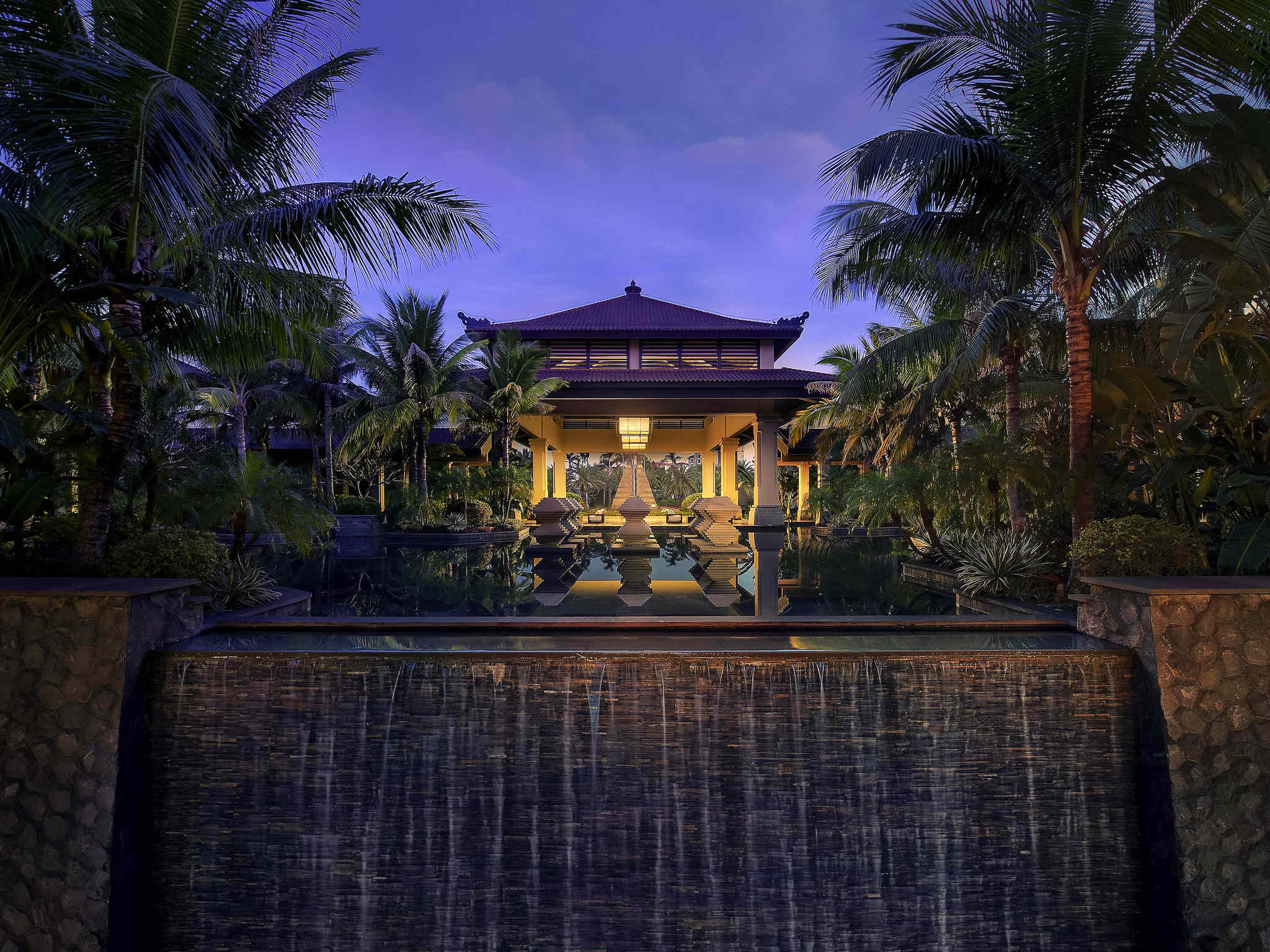 Hôtel - Raffles Hainan